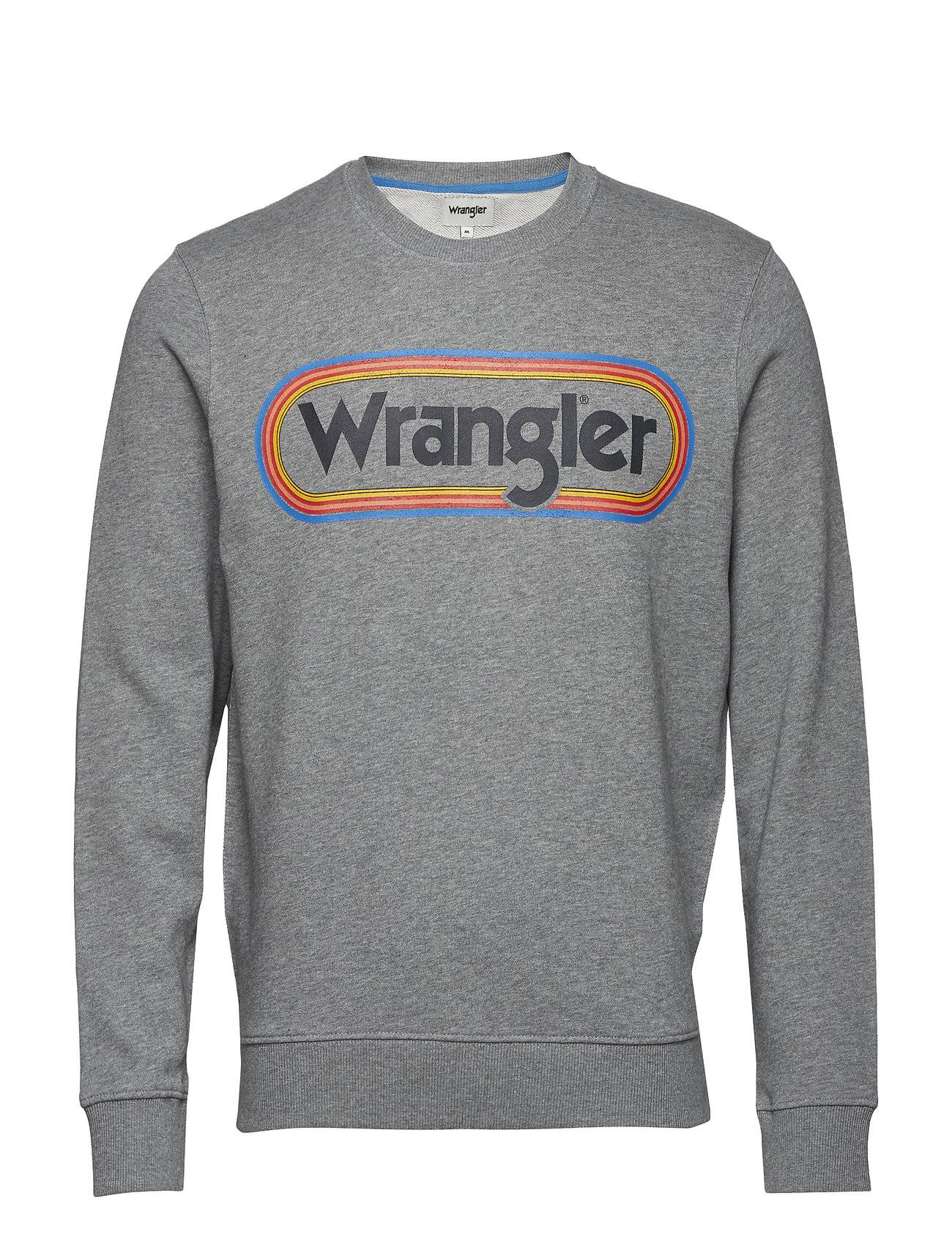 Wrangler Multi Logo Sweat