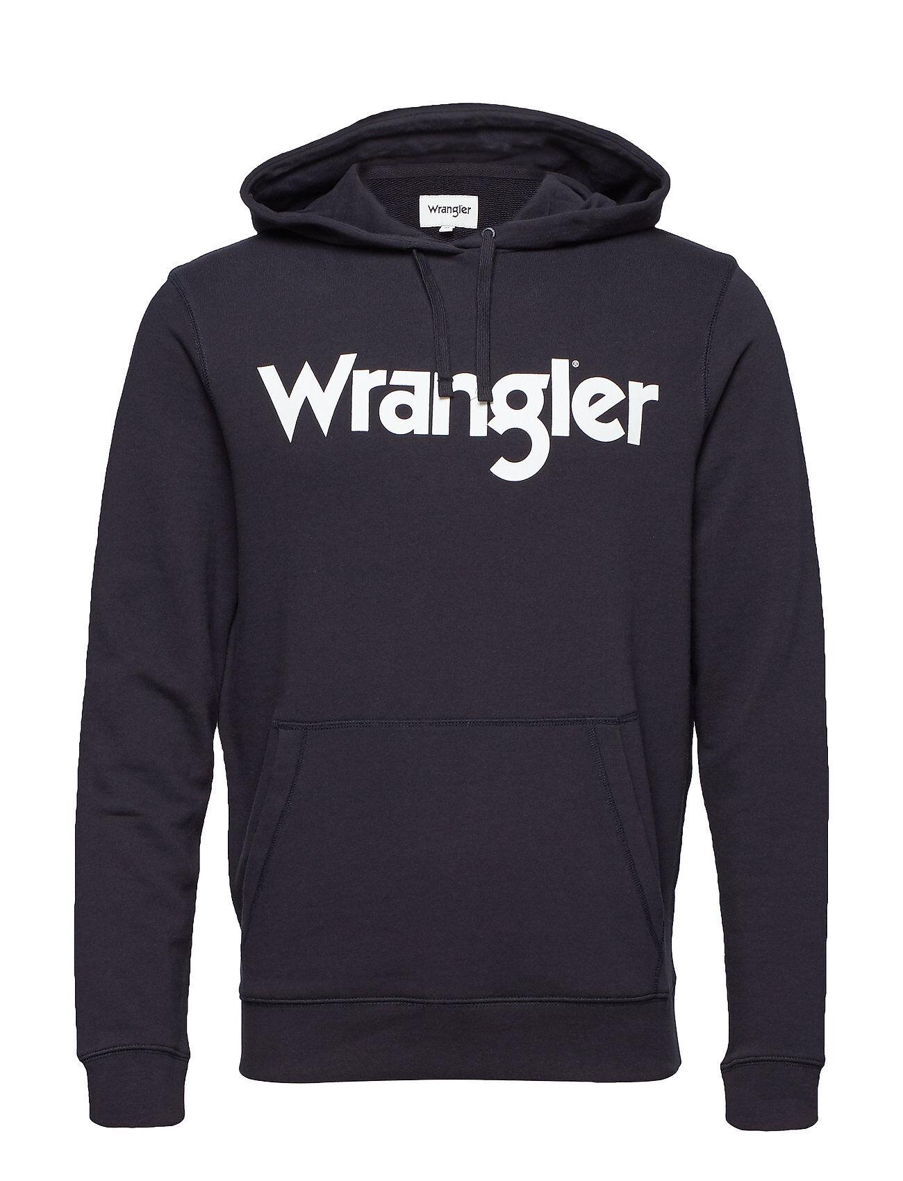 Wrangler Logo Hoodie