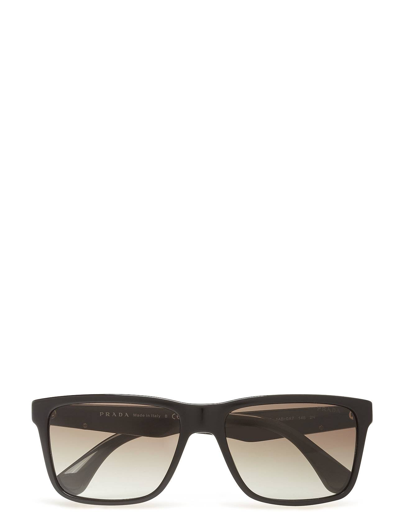 Image of Prada Sport Sunglasses 0pr 19ss Wayfarer Aurinkolasit Musta