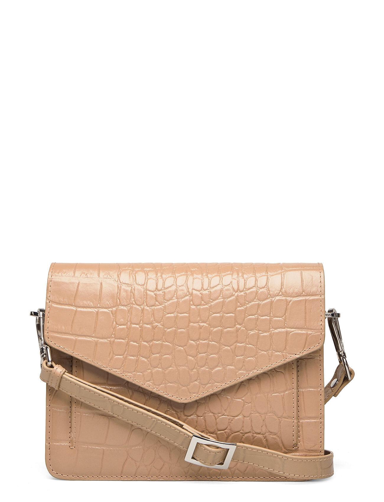 Adax Teramo Shoulder Bag Pearl Bags Small Shoulder Bags - Crossbody Bags Beige Adax
