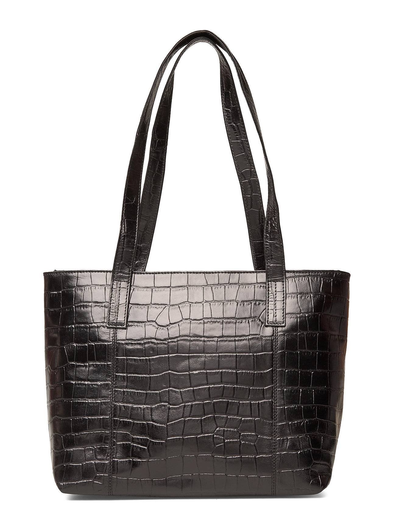 Adax Teramo Shopper Terese Bags Shoppers Fashion Shoppers Musta Adax