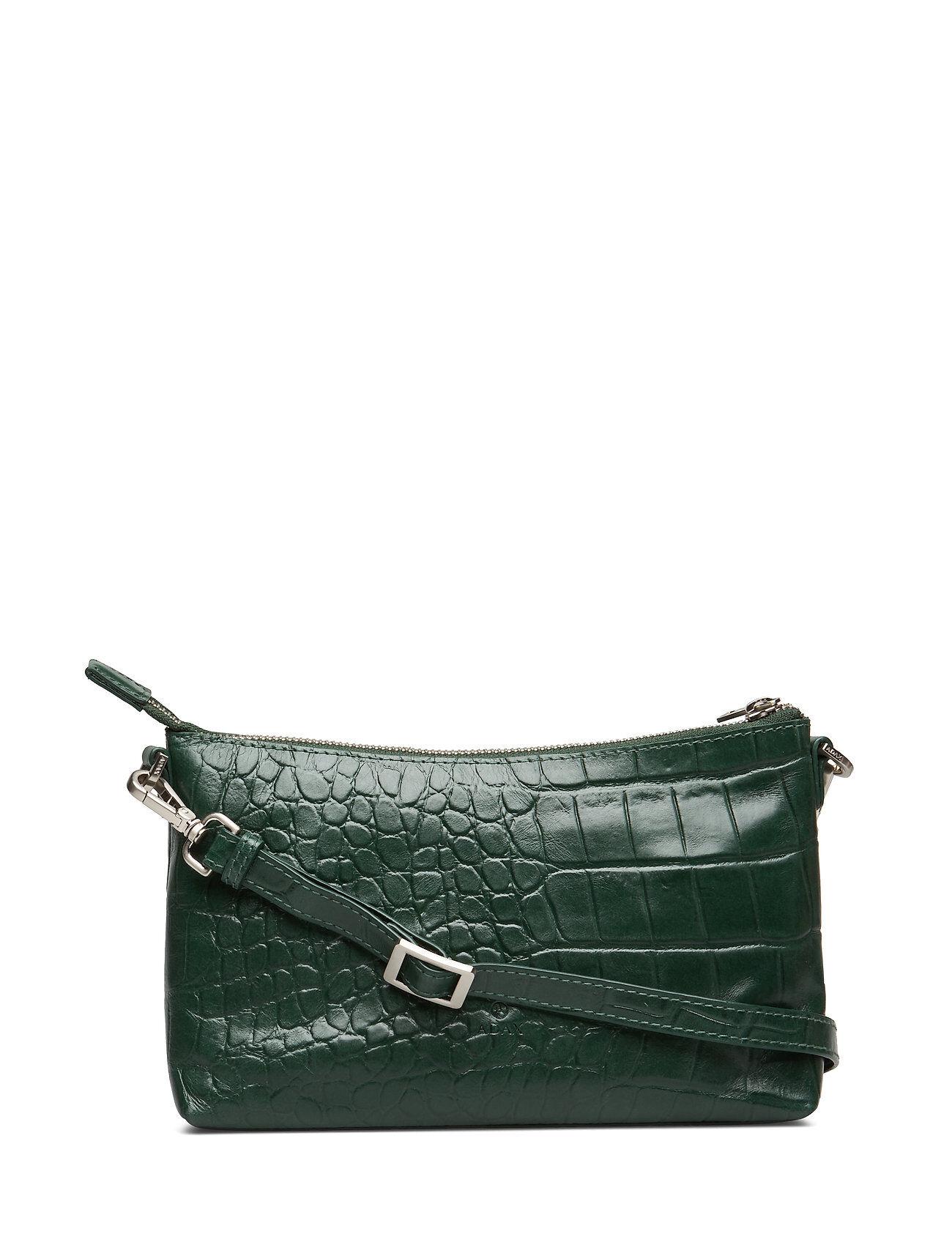 Adax Teramo Shoulder Bag Smilla Bags Small Shoulder Bags - Crossbody Bags Vihreä Adax