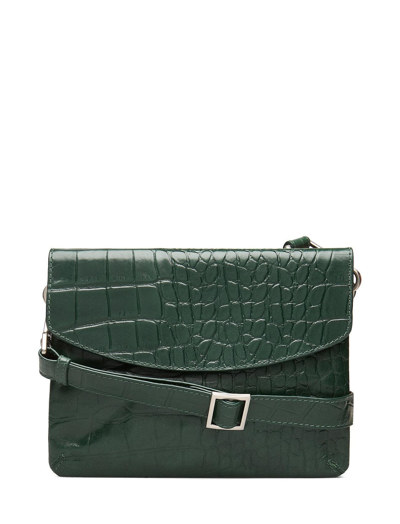 Adax Teramo Shoulder Bag Malou Bags Small Shoulder Bags - Crossbody Bags Vihreä Adax