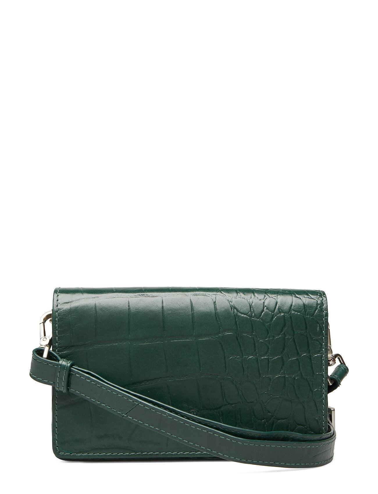 Adax Teramo Shoulder Bag Lykke Bags Small Shoulder Bags - Crossbody Bags Vihreä Adax