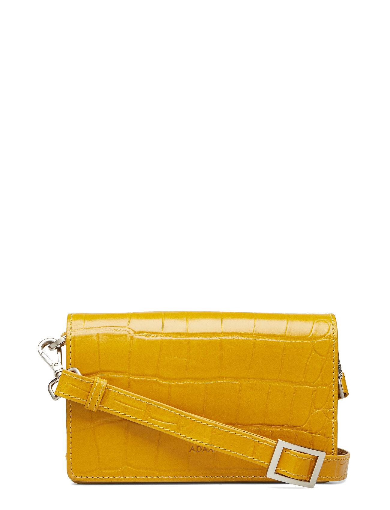 Adax Teramo Shoulder Bag Lykke Bags Small Shoulder Bags - Crossbody Bags Keltainen Adax