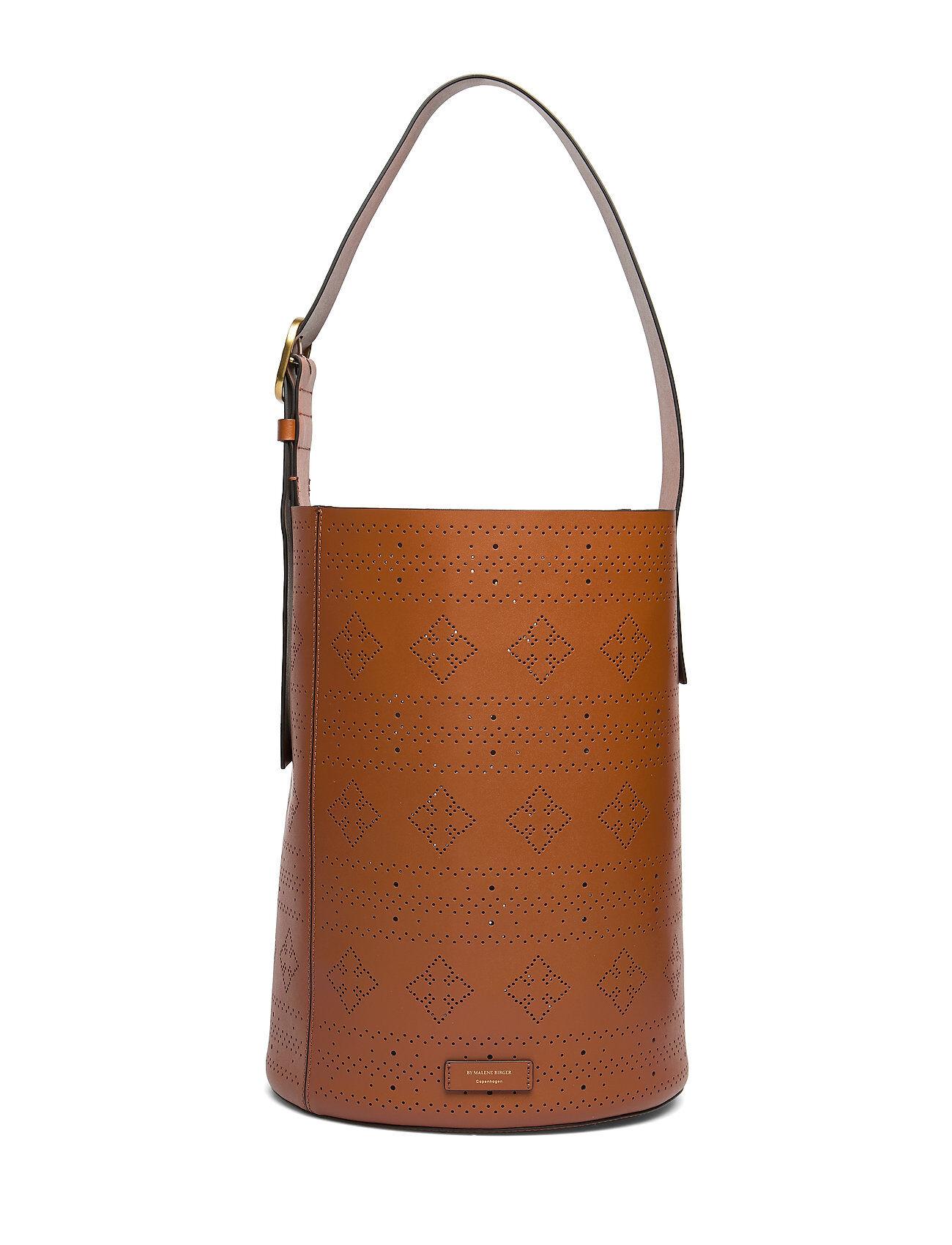 By Malene Birger Evi Bucket Bags Bucket Bag Ruskea By Malene Birger