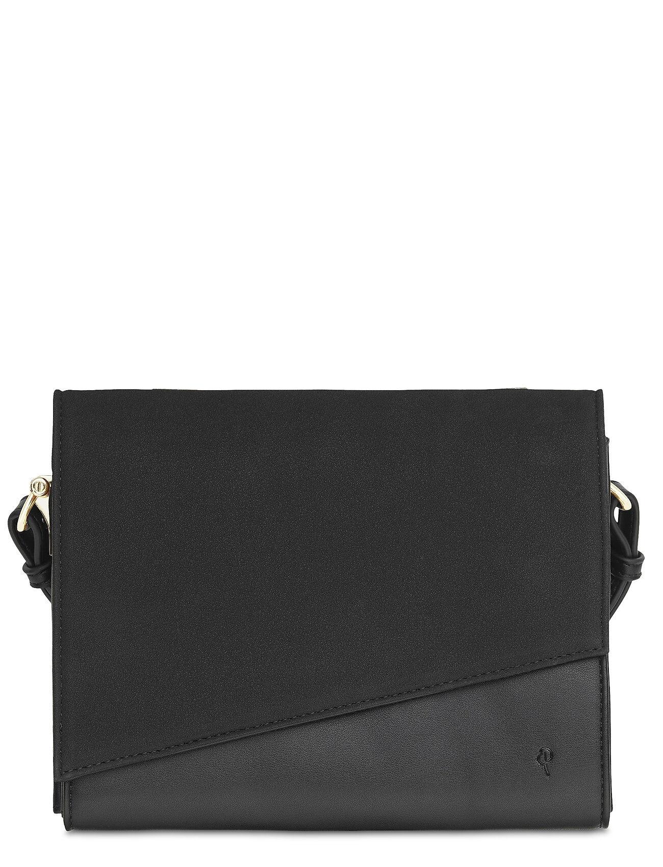 Edblad Cecil Crossbody Bag Black Bags Small Shoulder Bags - Crossbody Bags Musta Edblad