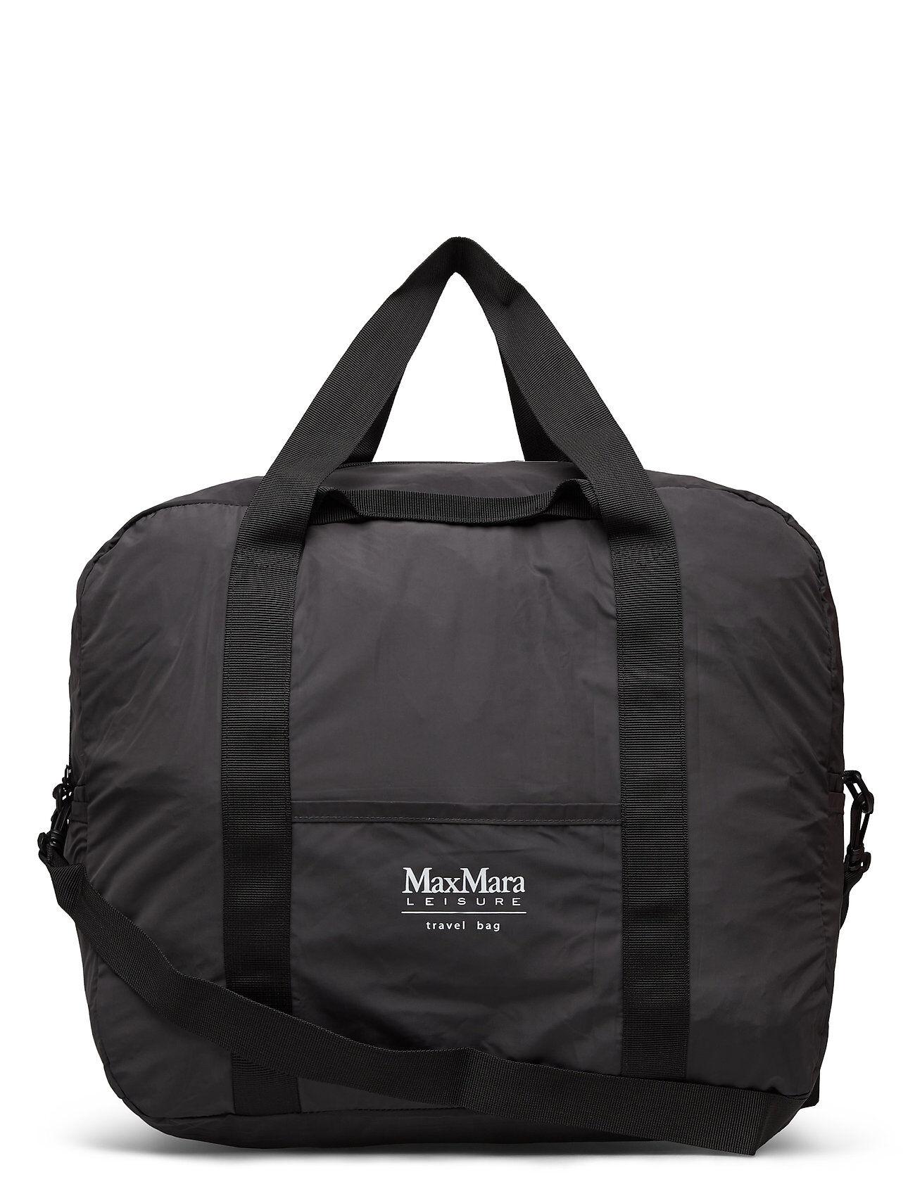 Max Mara Leisure Narva Bags Weekend & Gym Bags Musta Max Mara Leisure