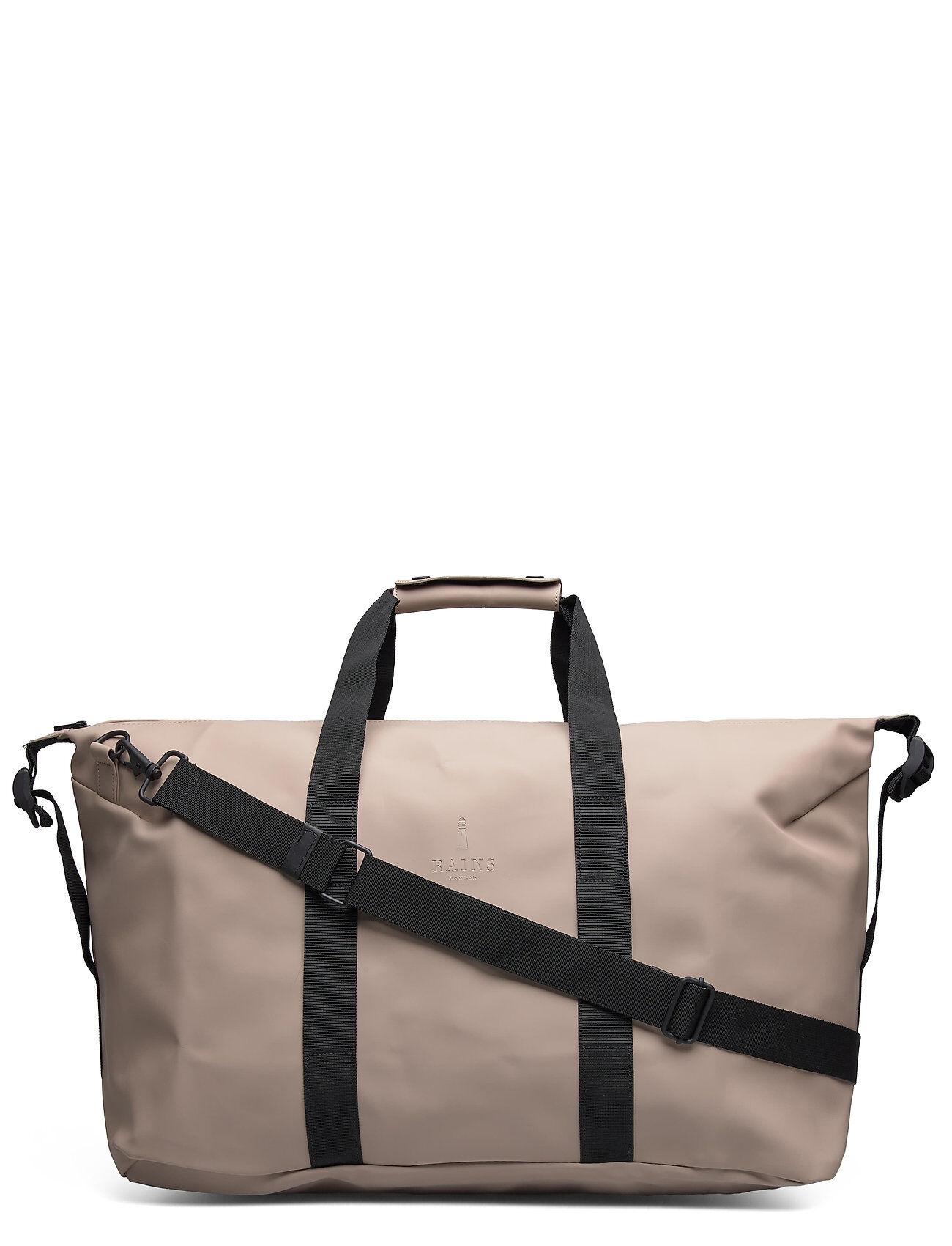 Rains Weekend Bag Bags Weekend & Gym Bags Beige Rains