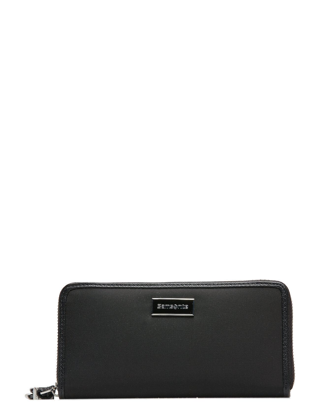 Samsonite Karissa Slg Bags Card Holders & Wallets Wallets Musta