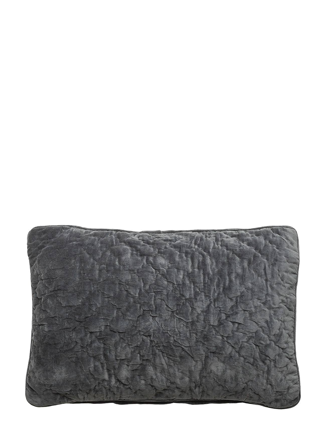 DAY Home Velvet Quited Cushion Cover Pussilakana Vihreä DAY Home