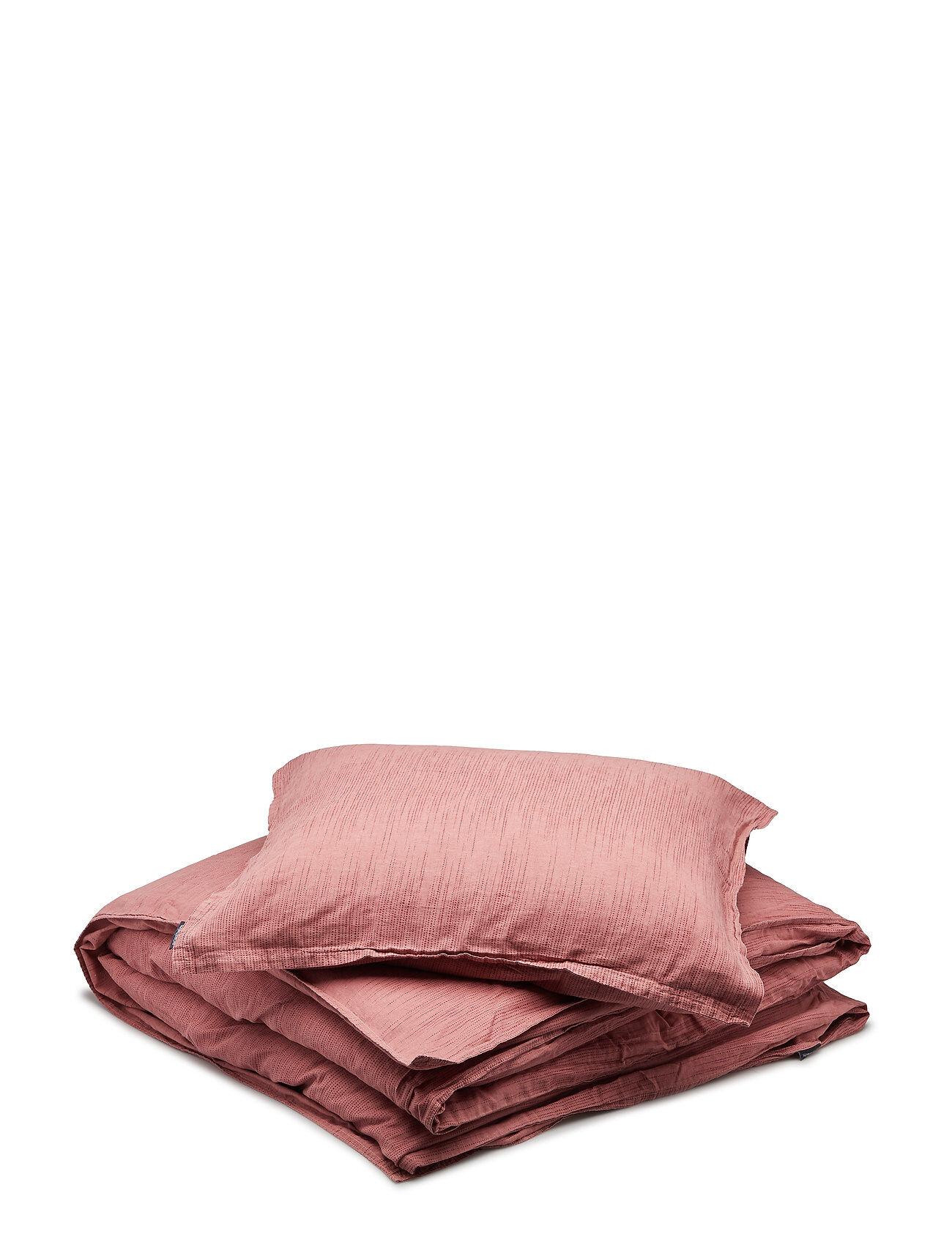 Gripsholm Bed Set Linen Leo Home Bedroom Bedding Sets Vaaleanpunainen Gripsholm