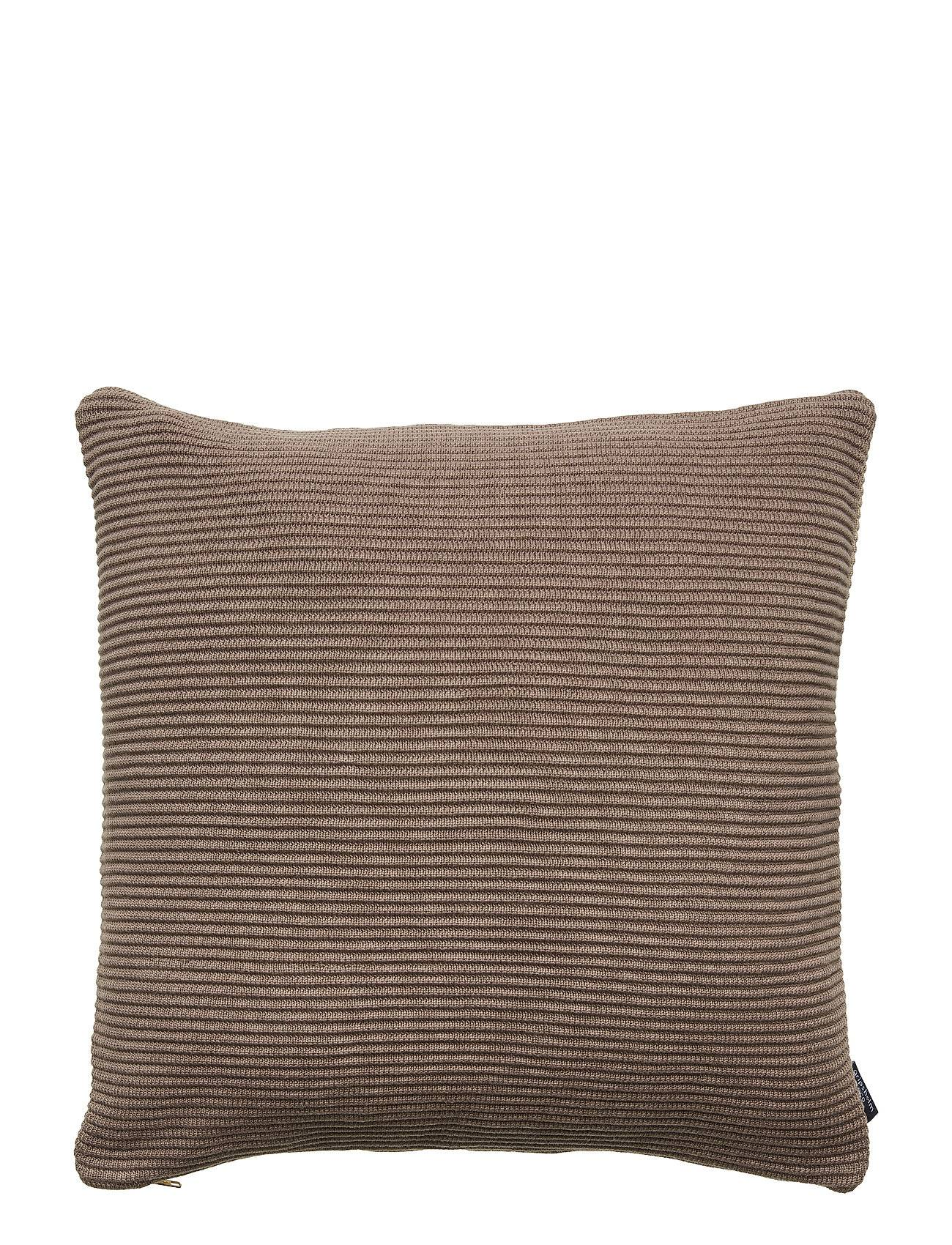 Gripsholm Cushion Cover Algot Gots Pussilakana Ruskea Gripsholm
