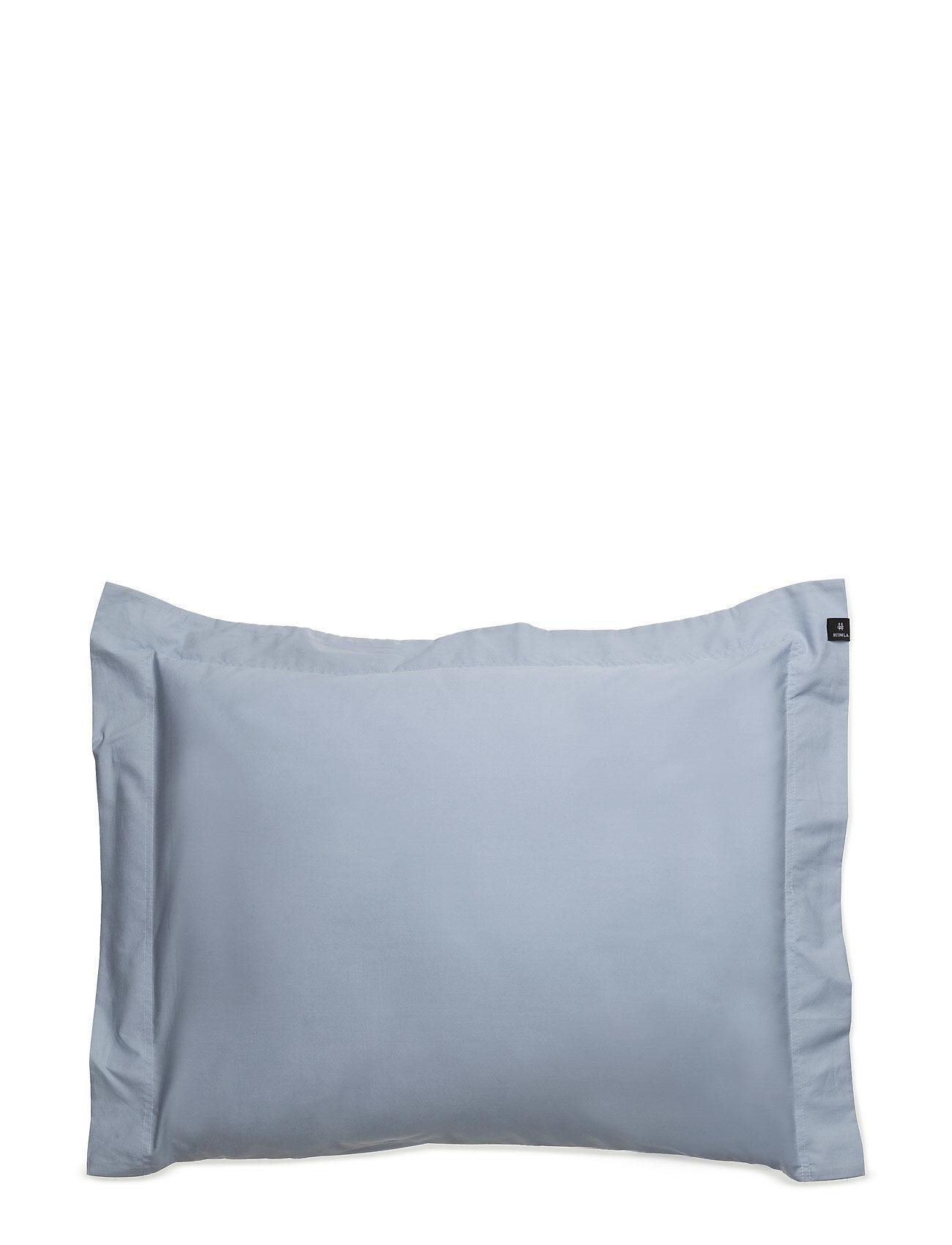 Himla Drottningholm Pillowcase With Wing Home Bedroom Bedding Pillowcases Sininen Himla
