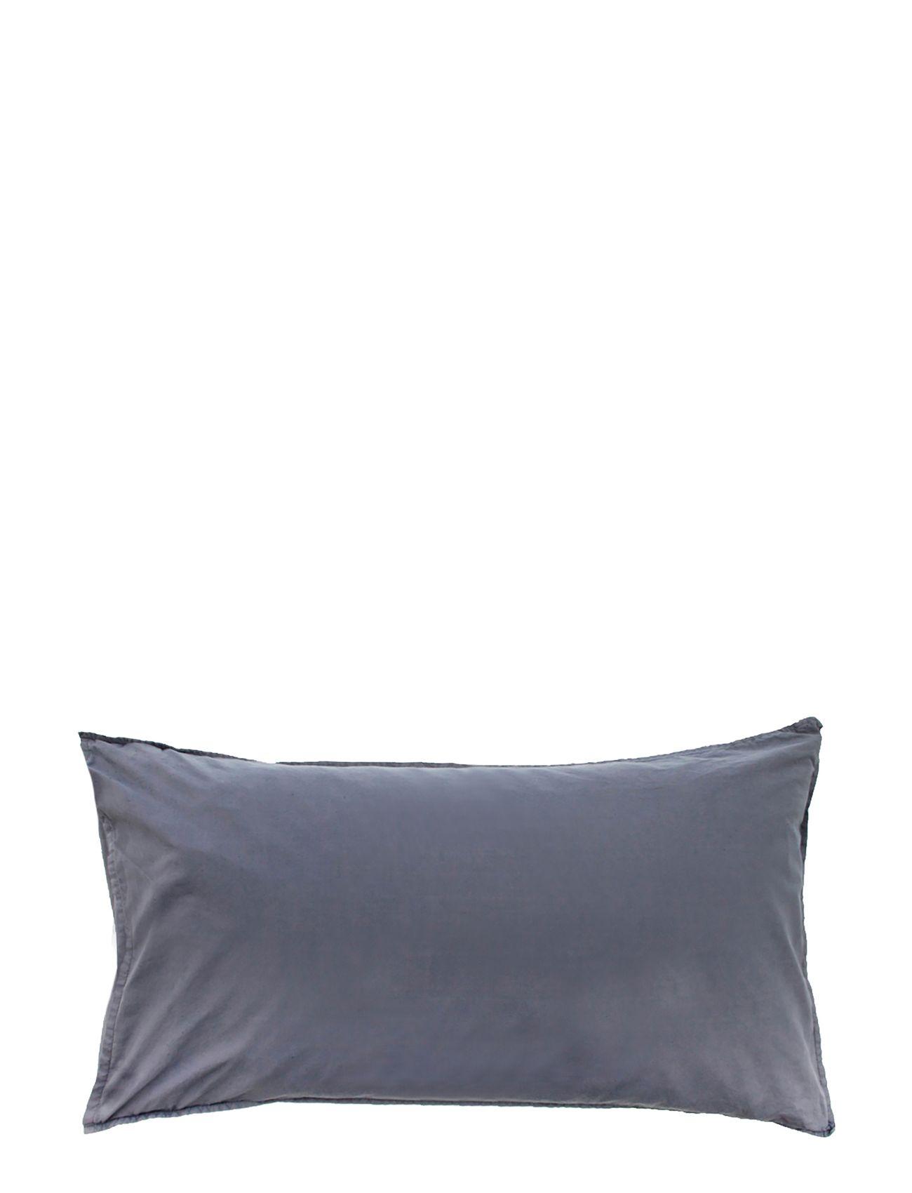 Himla Hope Plain Pillowcase Home Bedroom Pillowcases Sininen Himla