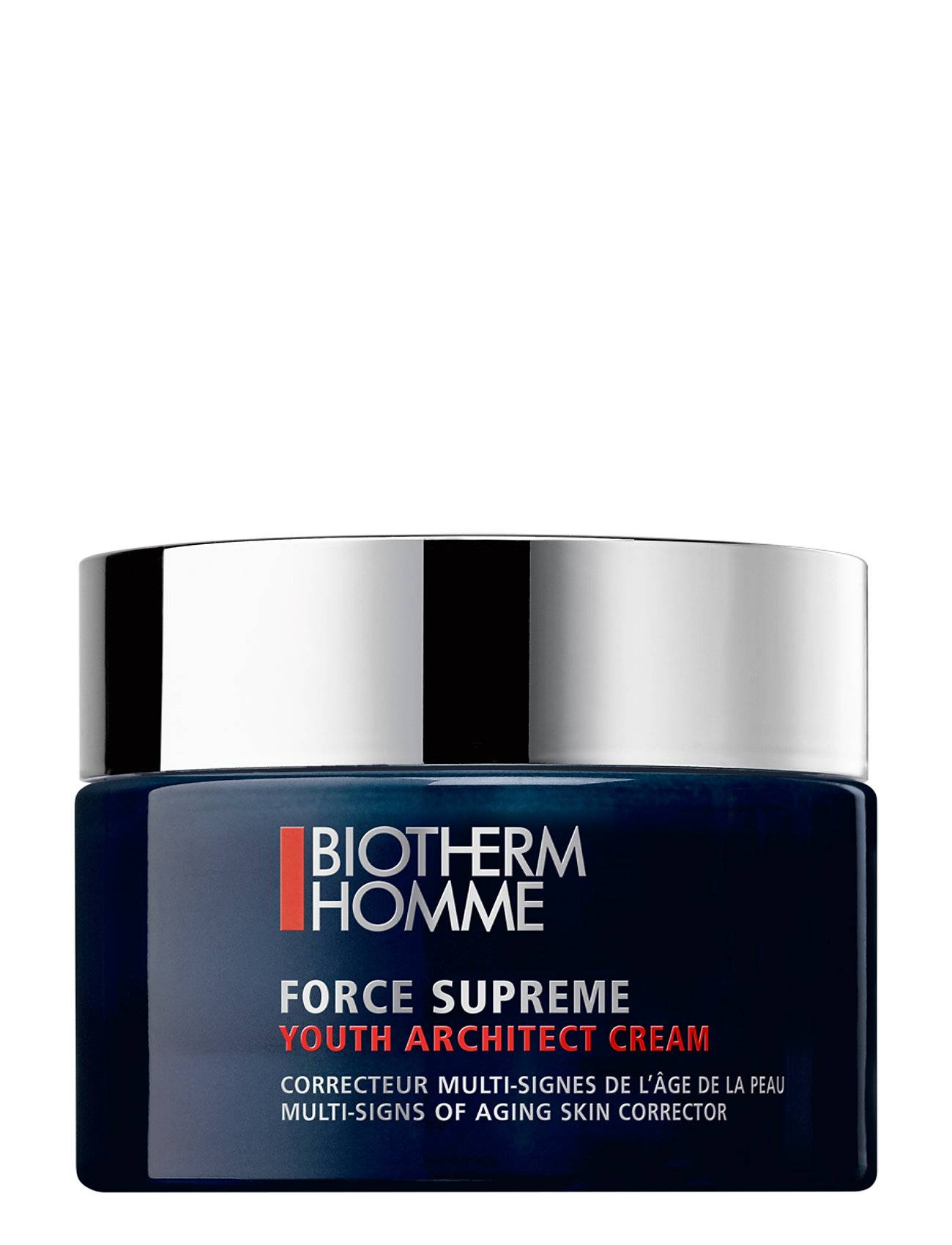 Biotherm Force Supreme Youth Architect Cream 50ml Kasvojen Ihonhoito Nude Biotherm