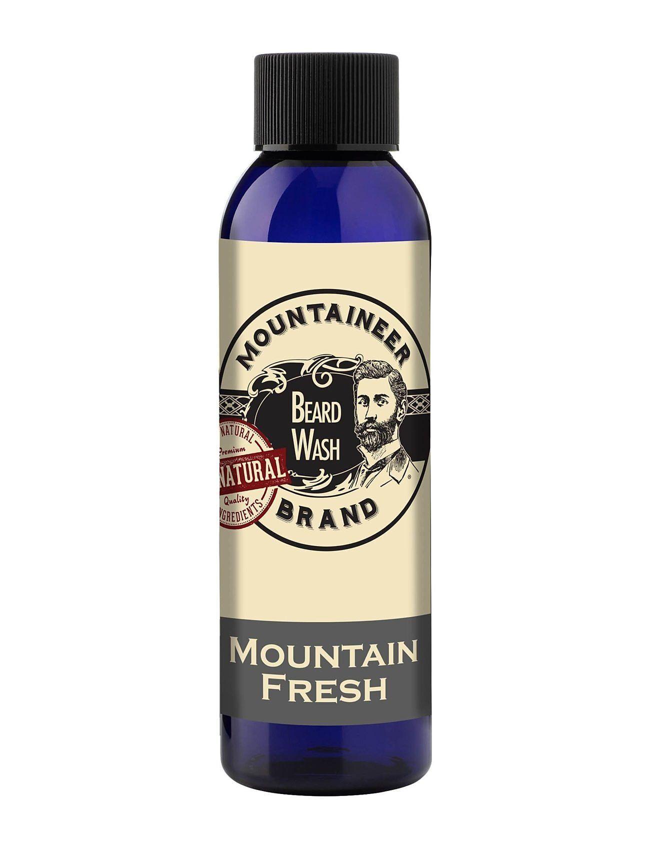 Mountaineer Brand Coal Beard Wash Beauty MEN Shaving Products Beard & Mustache Nude Mountaineer Brand