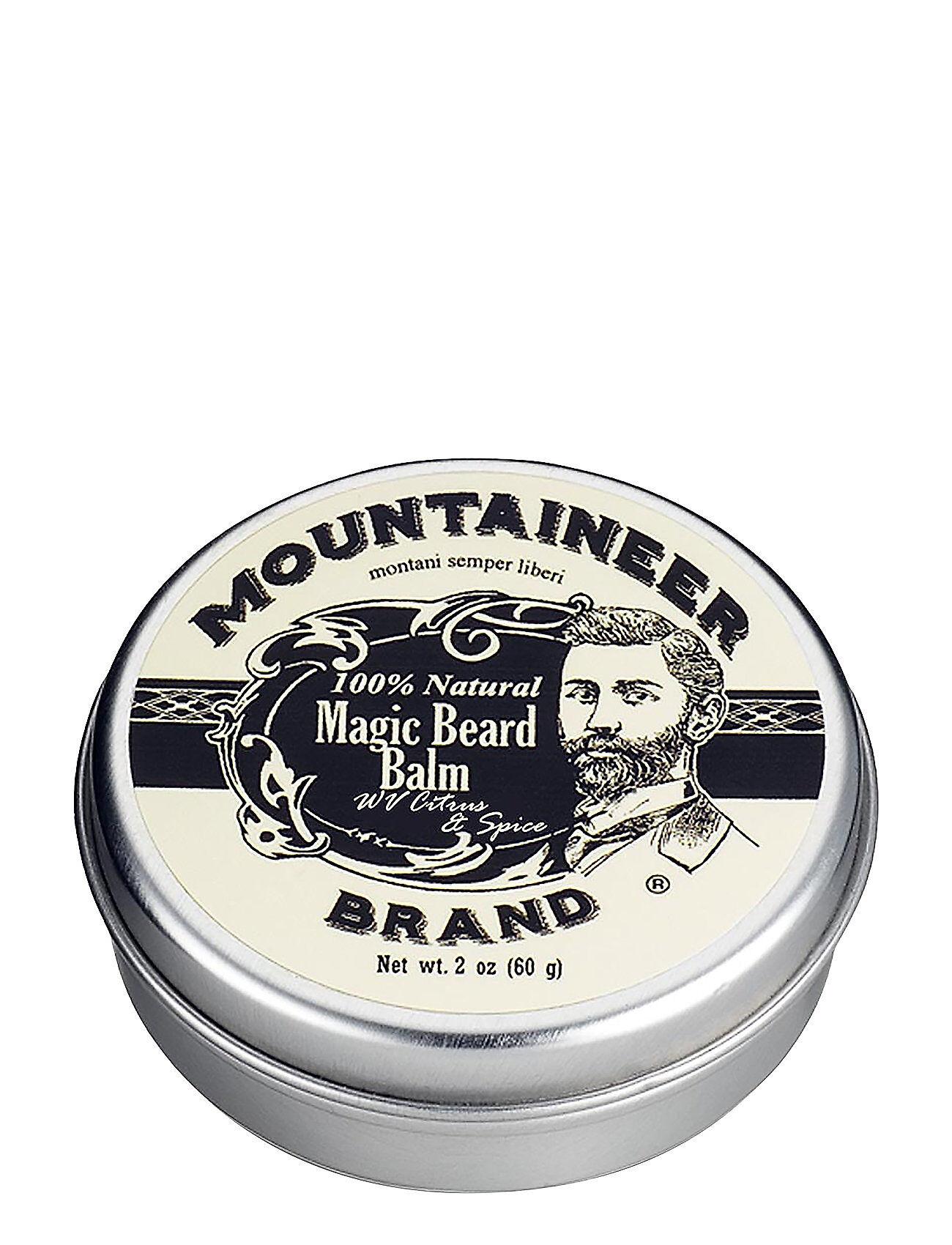 Mountaineer Brand Citrus & Spice Beard Balm Beauty MEN Shaving Products Beard & Mustache Nude Mountaineer Brand