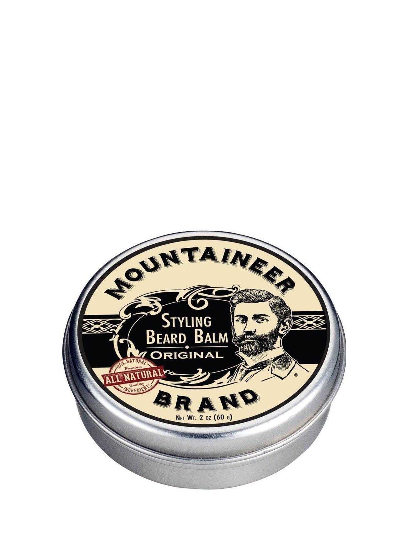 Mountaineer Brand Heavy Duty Timber Beard Balm Beauty MEN Shaving Products Beard & Mustache Nude Mountaineer Brand