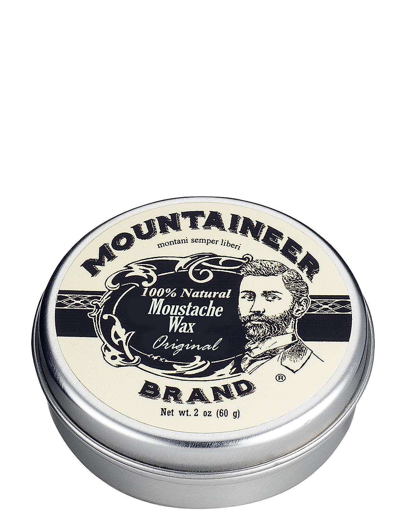 Mountaineer Brand Moustache Wax Beauty MEN Shaving Products Beard & Mustache Nude Mountaineer Brand