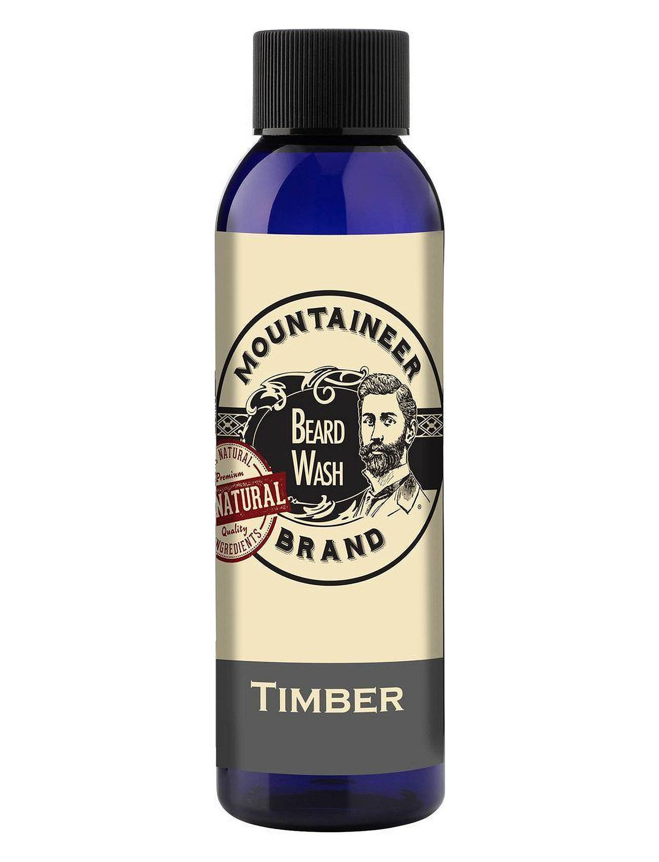 Mountaineer Brand Timber Beard Wash Beauty MEN Shaving Products Beard & Mustache Nude Mountaineer Brand
