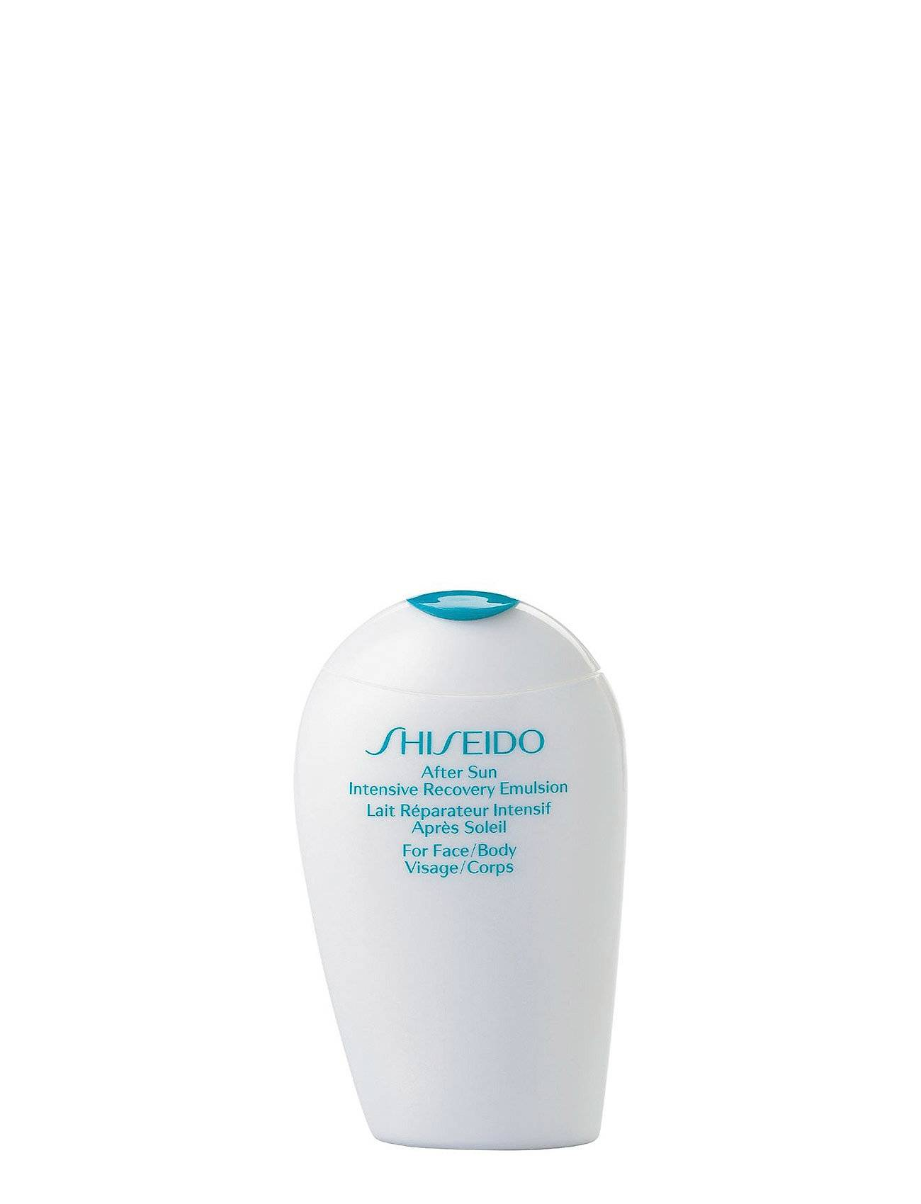Shiseido After Sun Intensive Recovery Emulsion Beauty MEN Skin Care Sun Products After Sun Care Nude Shiseido