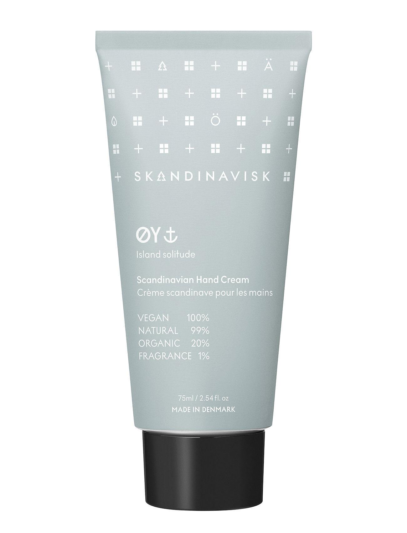 Skandinavisk ØY Hand Cream 75ml Beauty MEN Skin Care Body Hand Cream Nude Skandinavisk