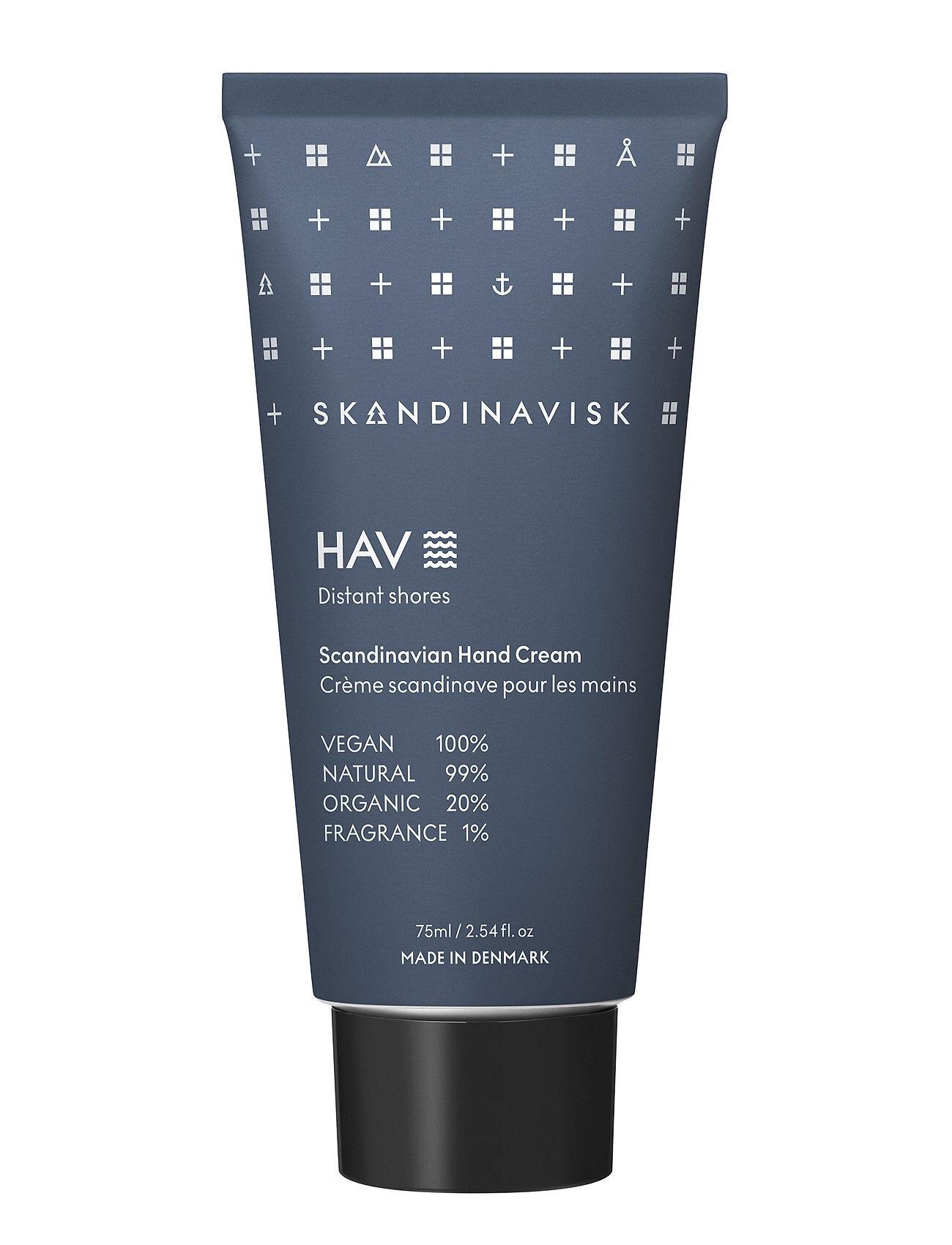 Skandinavisk Hav Hand Cream 75ml Beauty MEN Skin Care Body Hand Cream Nude Skandinavisk