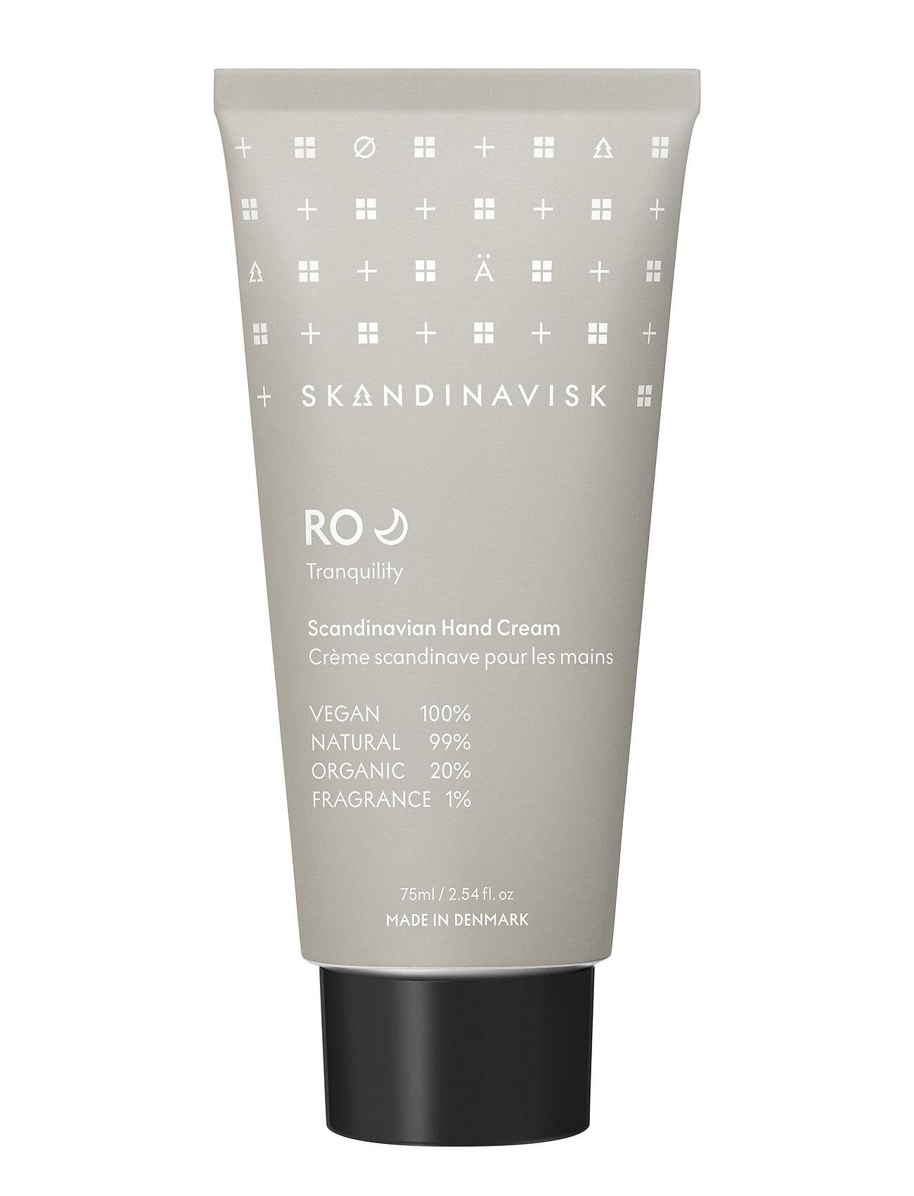 Skandinavisk Ro Hand Cream 75ml Beauty MEN Skin Care Body Hand Cream Nude Skandinavisk