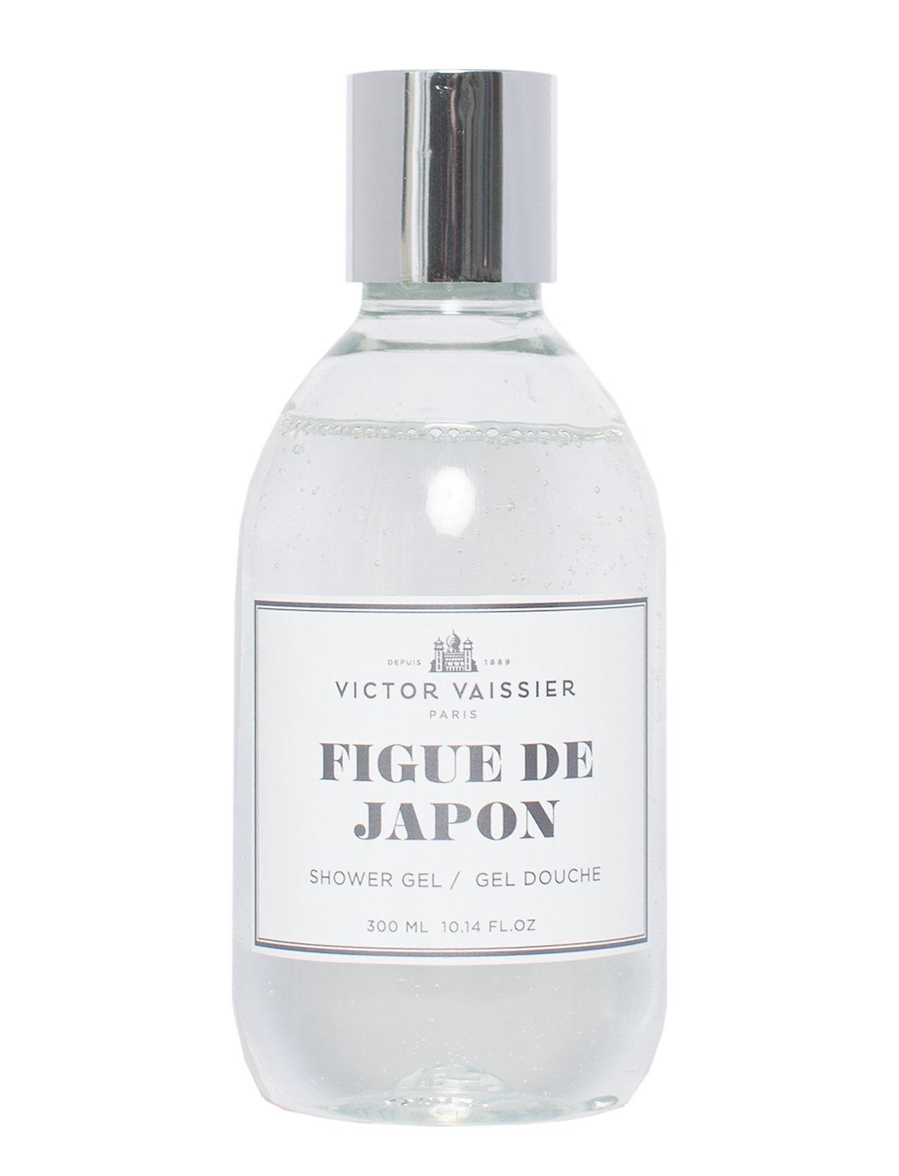 Victor Vaissier Shower Gel Figue Du Japon Beauty MEN Skin Care Body Shower Gel Nude Victor Vaissier