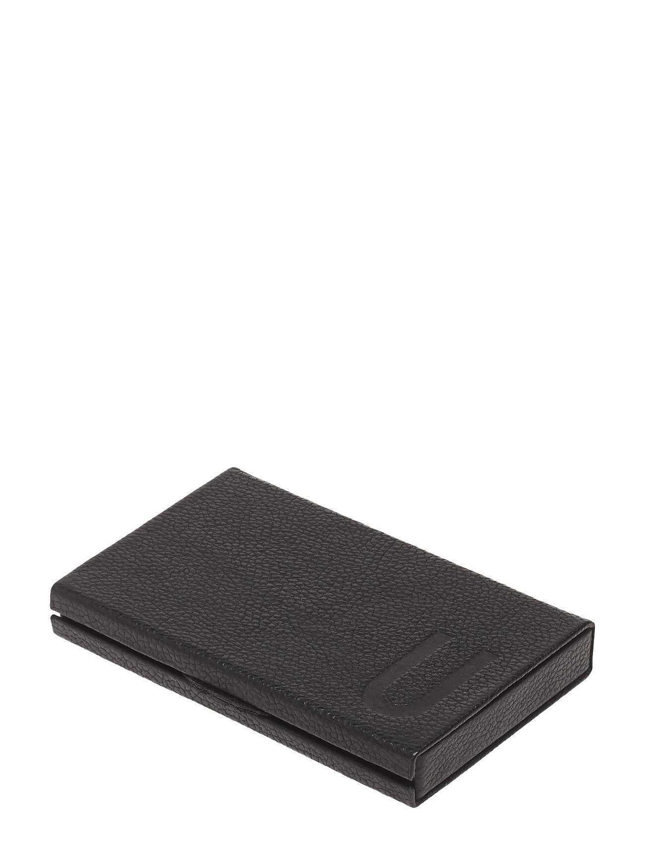 Design Letters Personal Card Holder Kodin Sisustus Harmaa Design Letters