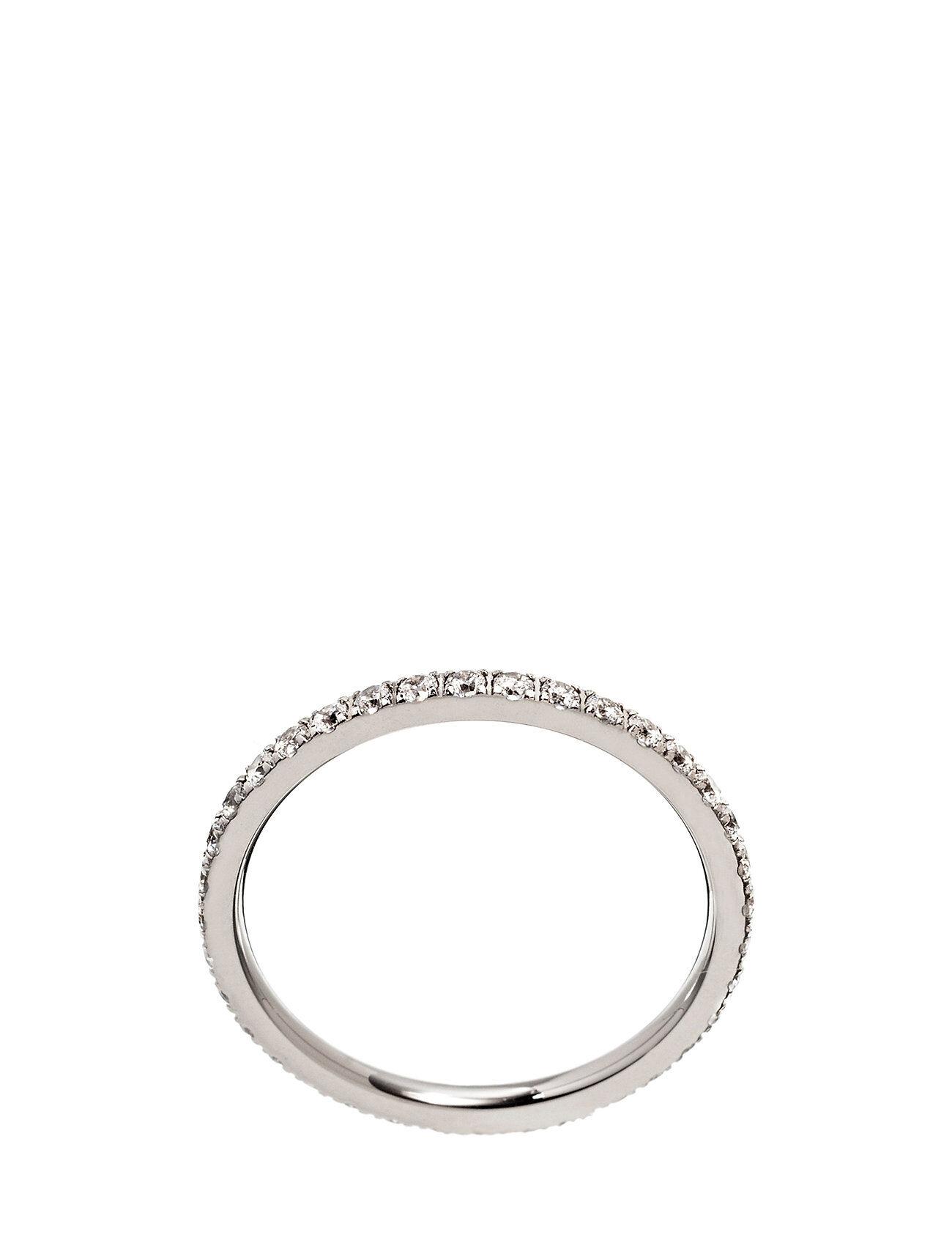 Edblad Glow Ring Micro Steel Sormus Korut Hopea Edblad