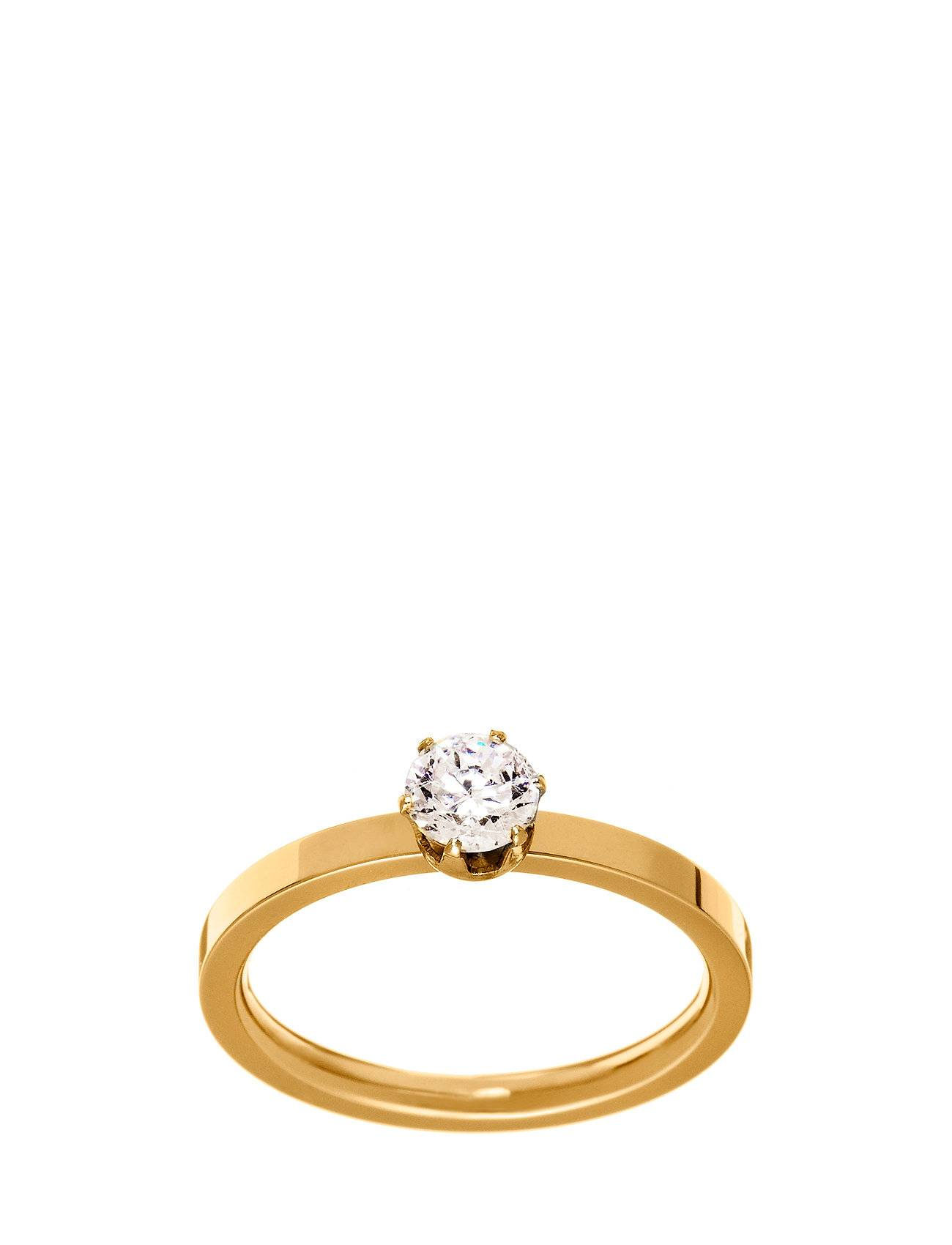Edblad Crown Ring Gold Sormus Korut Kulta Edblad