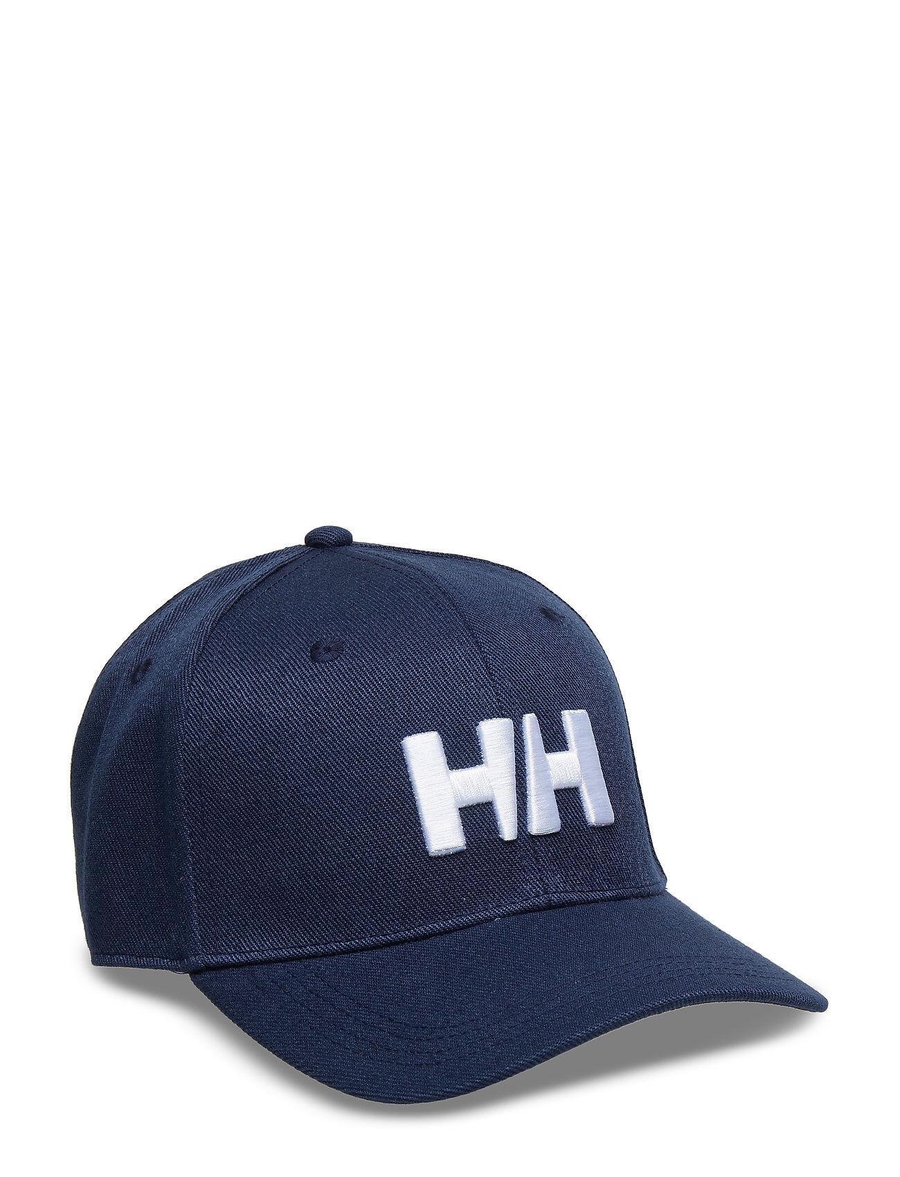 Helly Hansen Hh Brand Cap Accessories Headwear Caps Sininen Helly Hansen