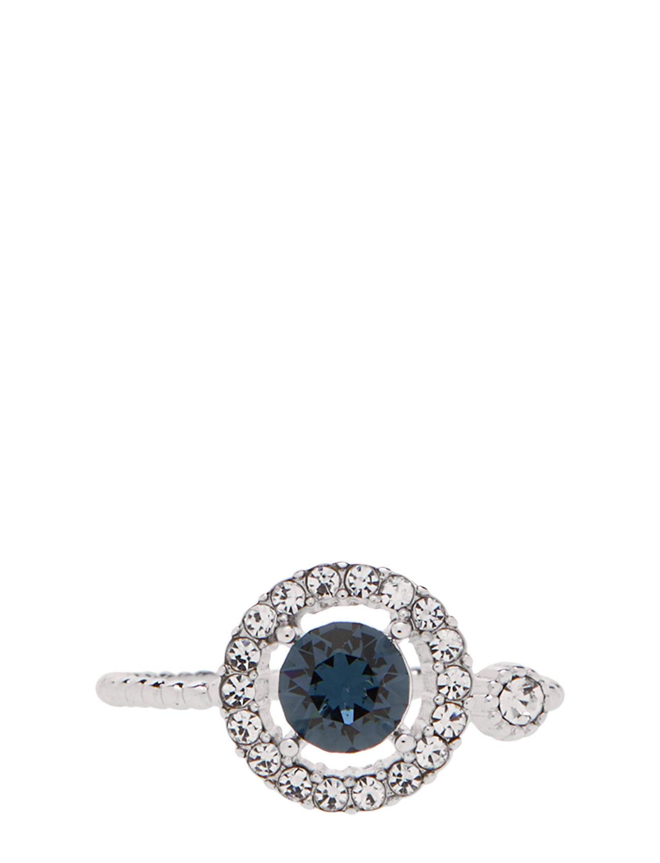 LILY AND ROSE Miranda Ring - Silver Blue Sormus Korut Hopea LILY AND ROSE