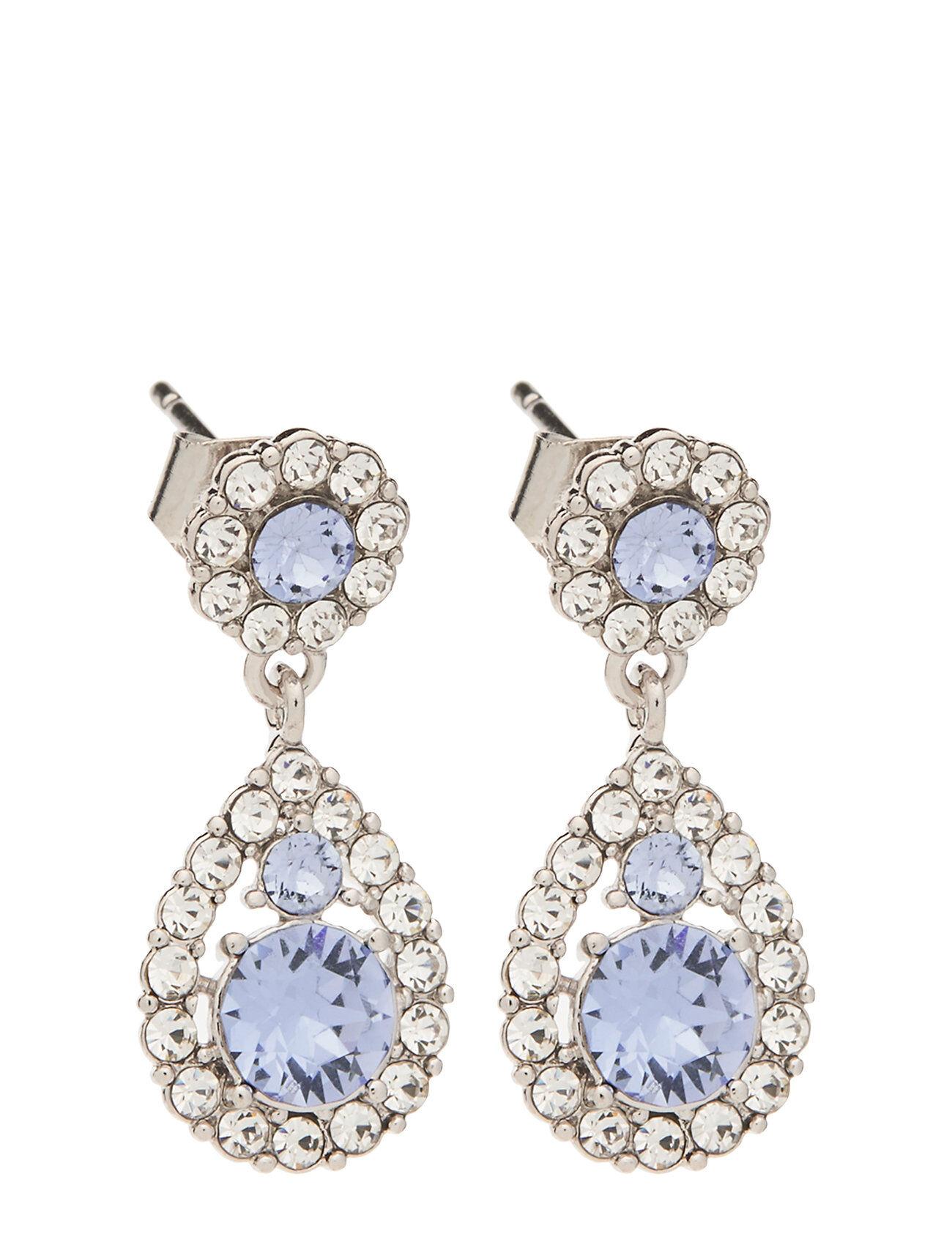 LILY AND ROSE Petite Sofia Earrings - Light Sapphire Korvakoru Korut Sininen LILY AND ROSE