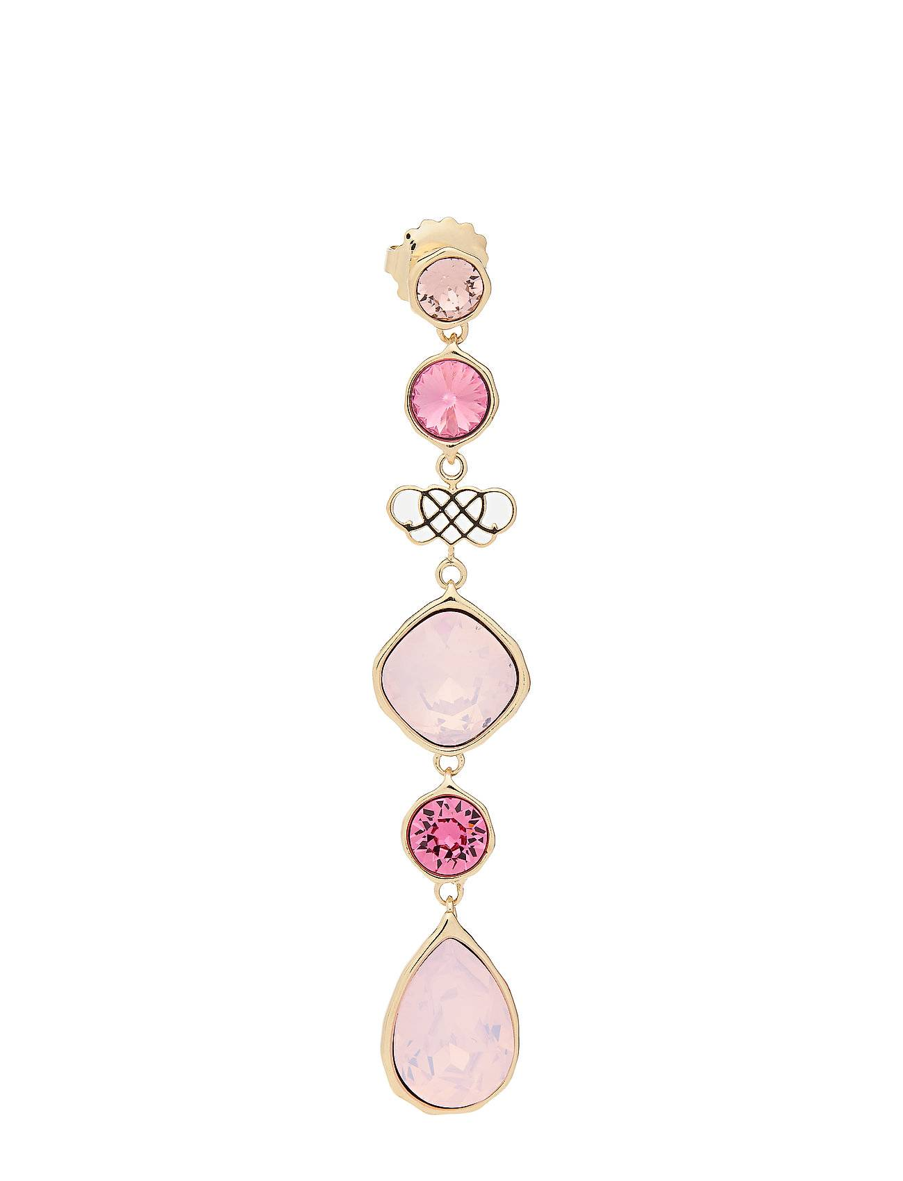 LILY AND ROSE Lucy Earrings - Rose Korvakoru Korut Vaaleanpunainen LILY AND ROSE