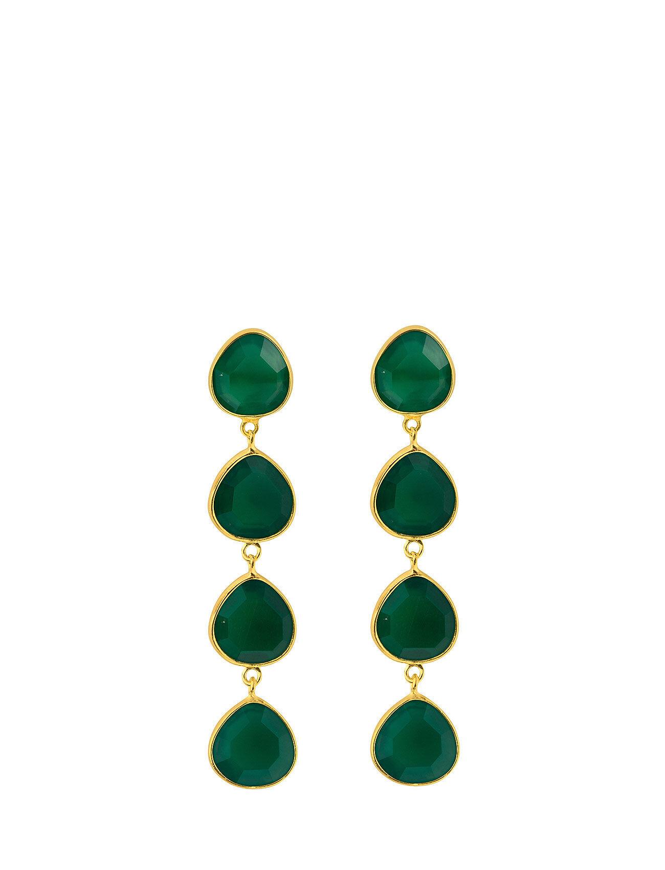 SOPHIE by SOPHIE Multi St Earrings Korvakoru Korut Kulta SOPHIE By SOPHIE