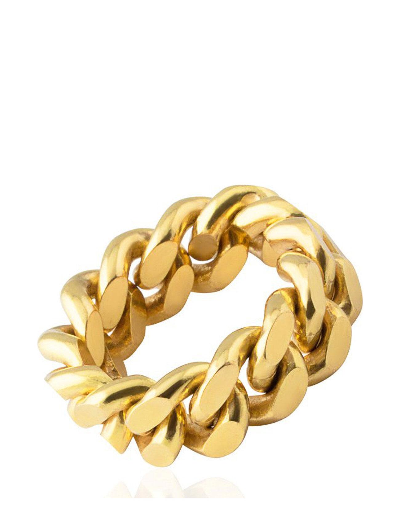 SOPHIE by SOPHIE Pansar Thin Ring Sormus Korut Kulta SOPHIE By SOPHIE