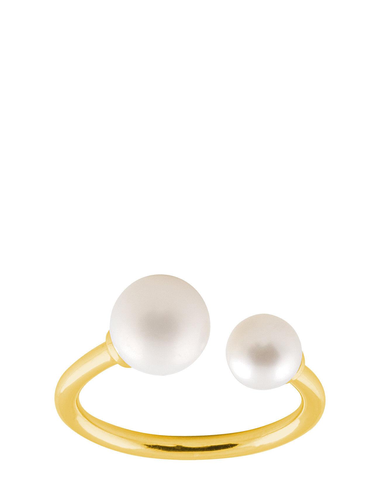 SOPHIE by SOPHIE Funky Pearl Ring Sormus Korut Kulta SOPHIE By SOPHIE