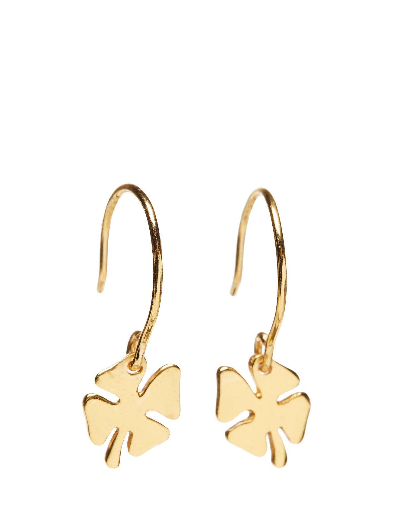 Syster P Bring Me Luck Earrings Korvakoru Korut Kulta Syster P