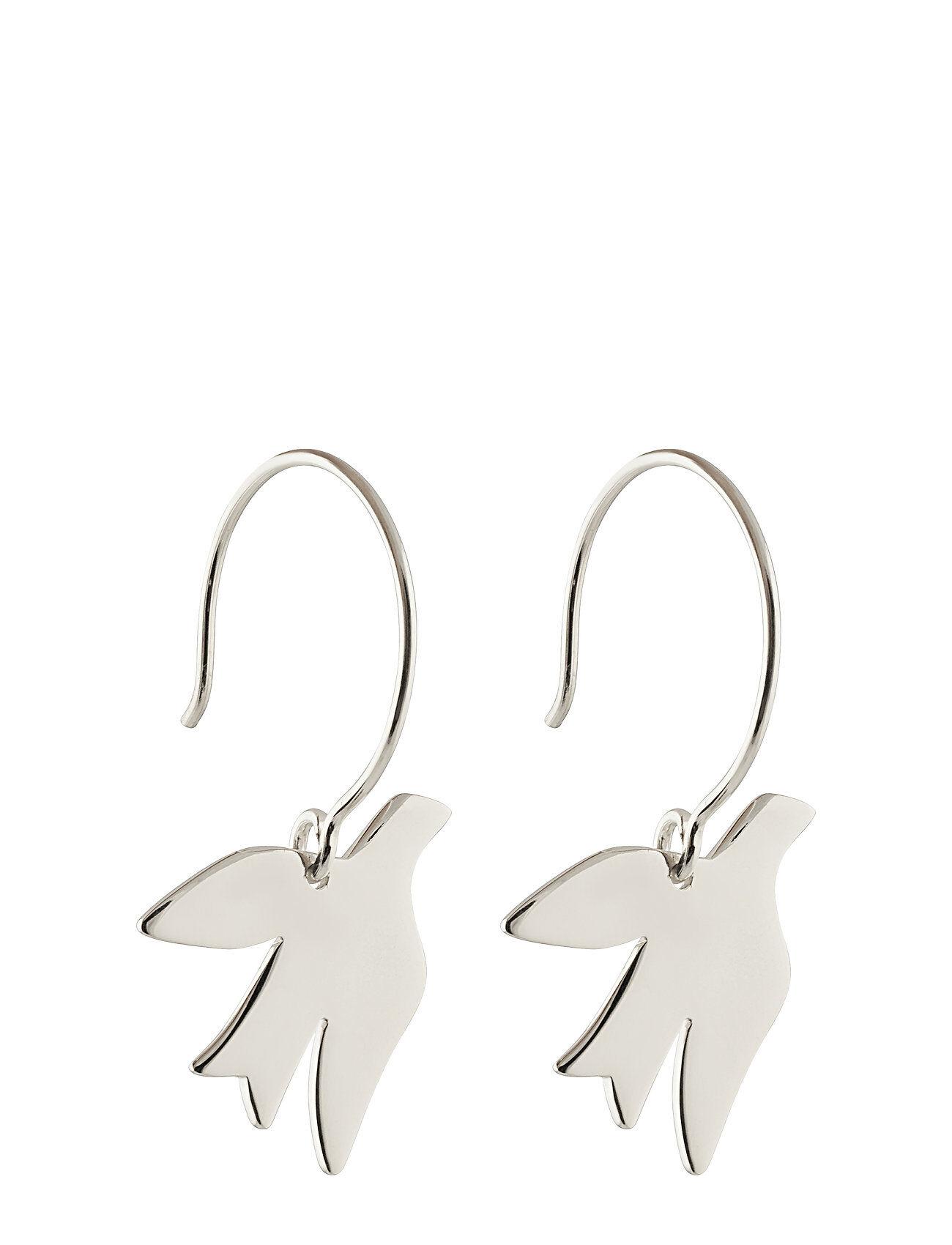 Syster P Bridy Earrings Silver Korvakoru Korut Hopea Syster P
