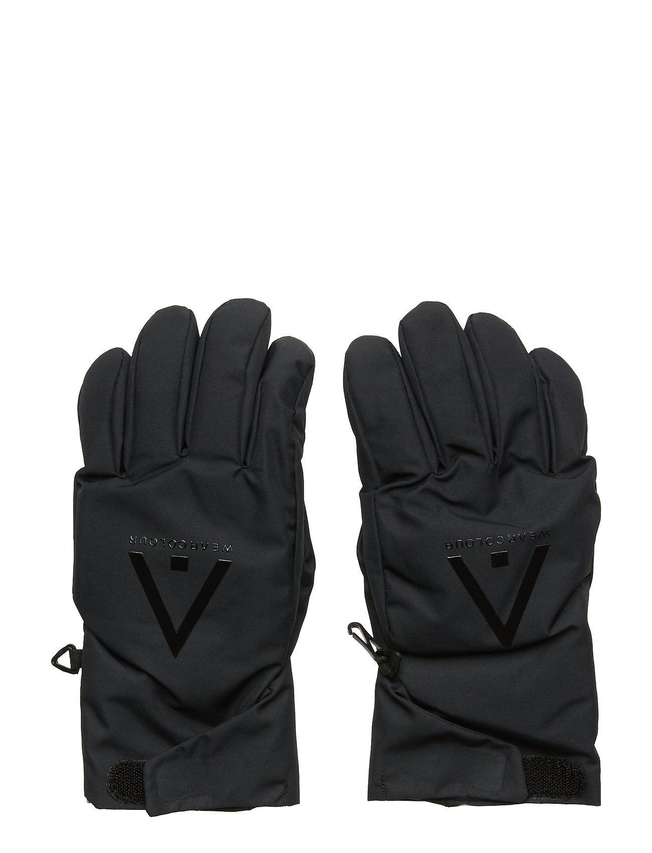 WearColour Rider Glove Hanskat Käsineet Musta WearColour