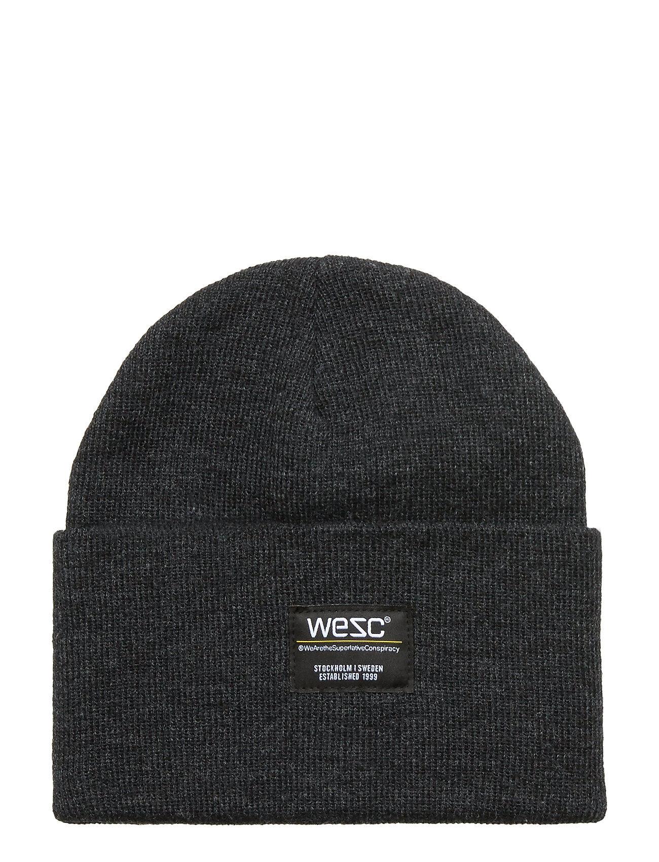 WeSC Puncho Beanie Accessories Headwear Beanies Harmaa WeSC
