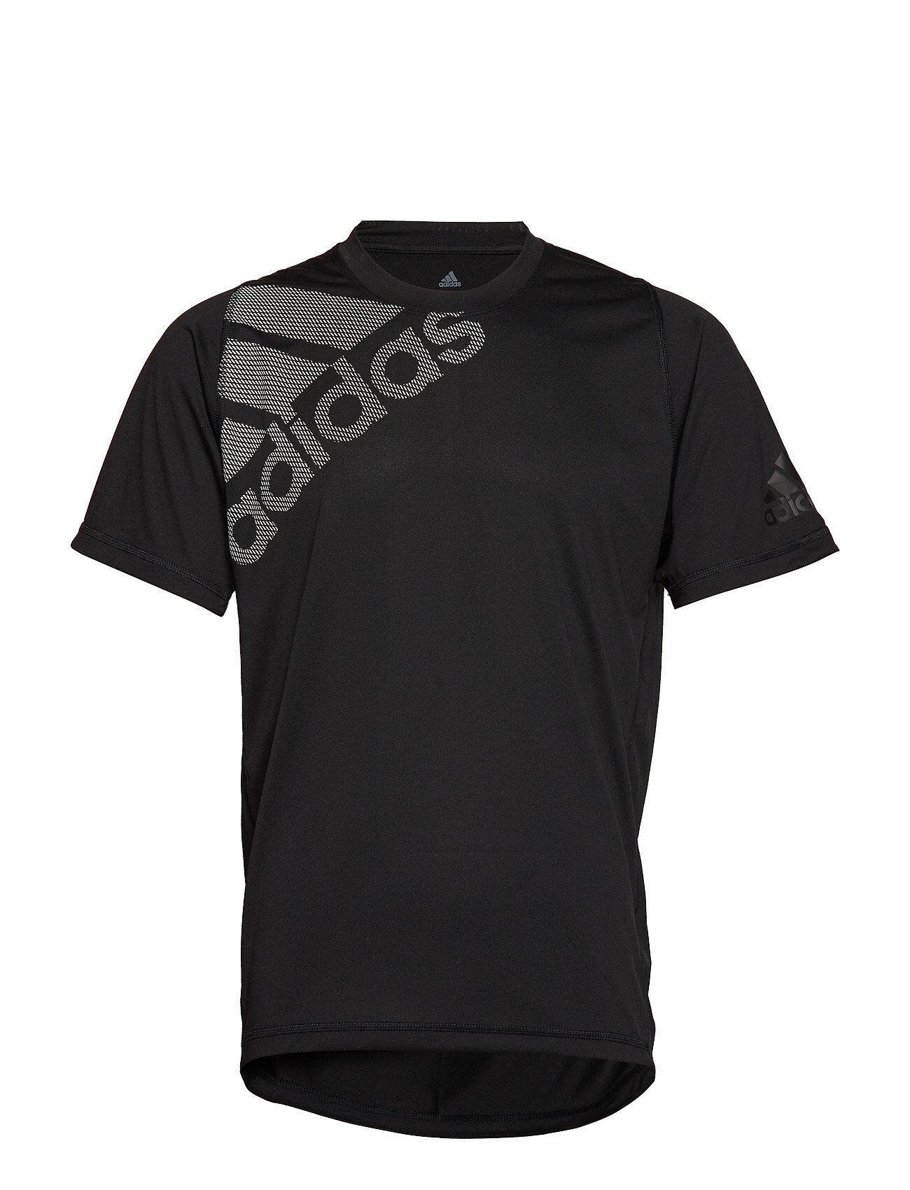 Image of adidas Performance Fl_spr Gf Bos T-shirts Short-sleeved Musta Adidas Performance