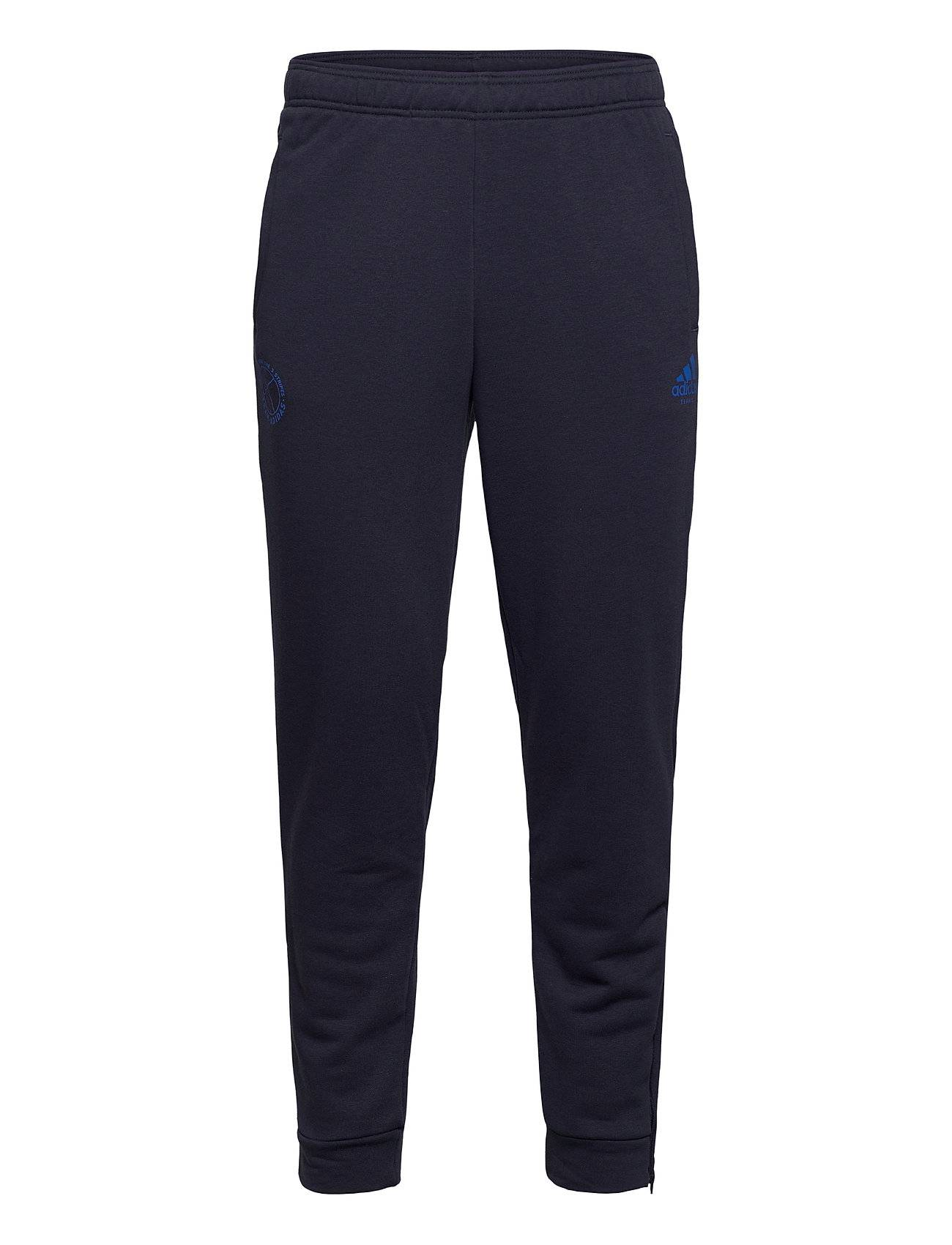 adidas Performance Tennis Category Pants Collegehousut Olohousut Sininen Adidas Performance