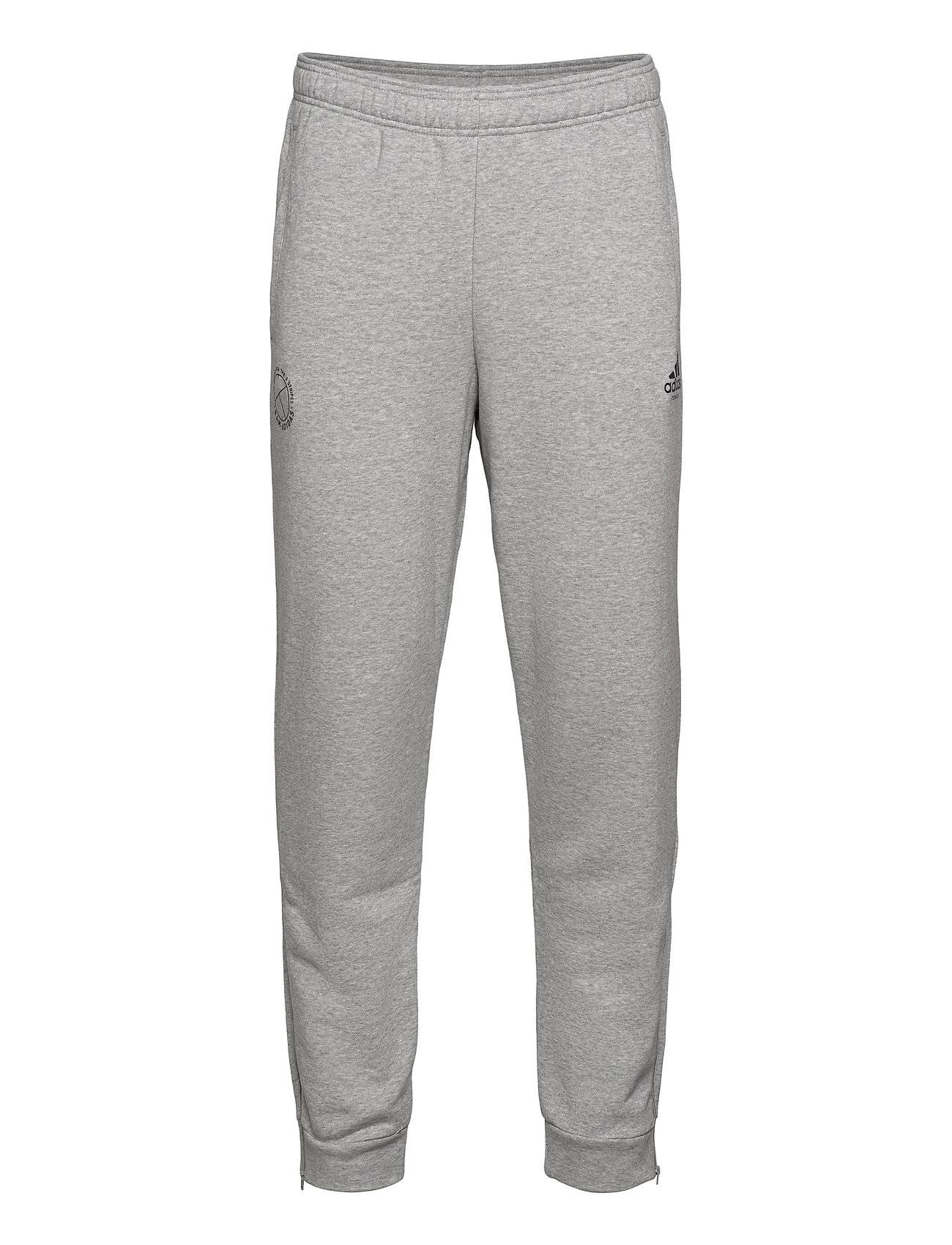 adidas Performance Tennis Category Pants Collegehousut Olohousut Harmaa Adidas Performance