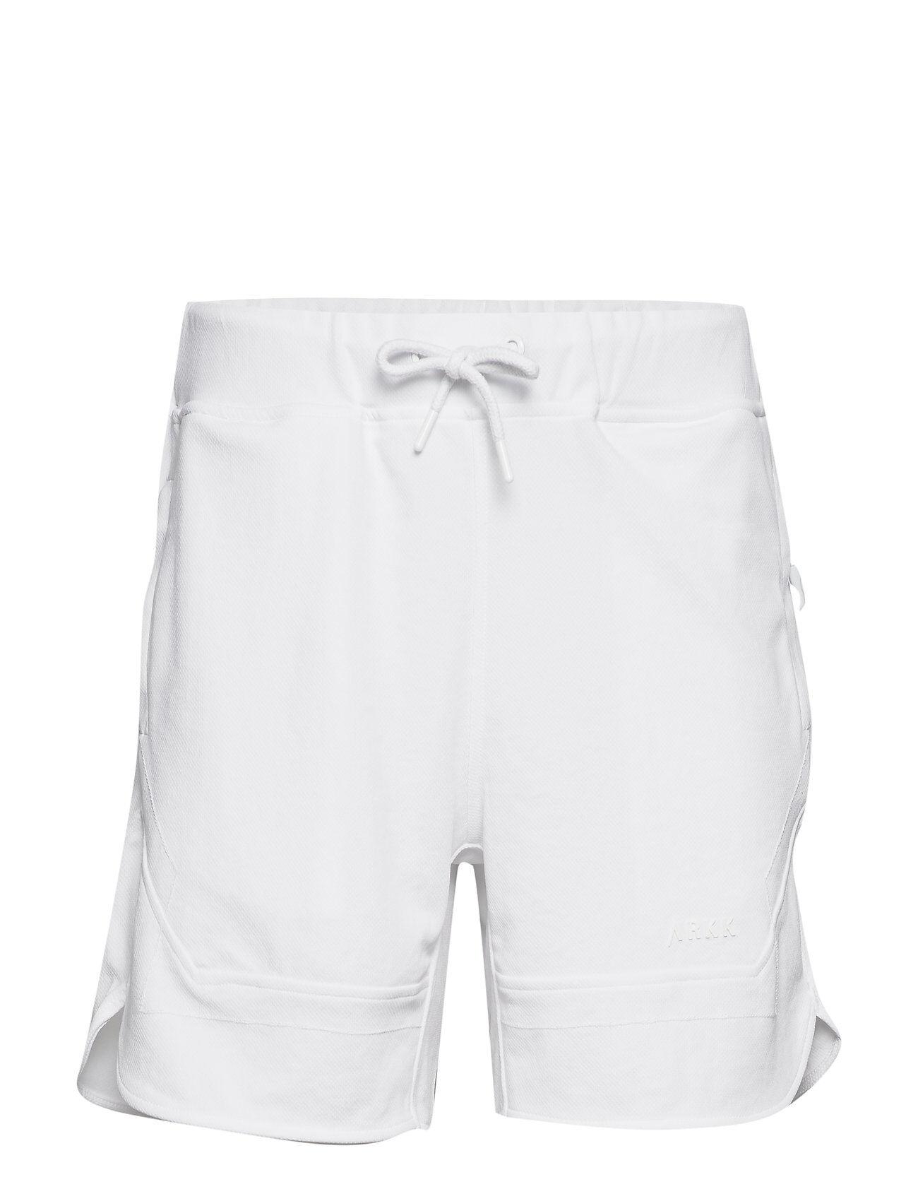 ARKK Copenhagen Arkk Hoop Short White Shorts Casual Valkoinen ARKK Copenhagen