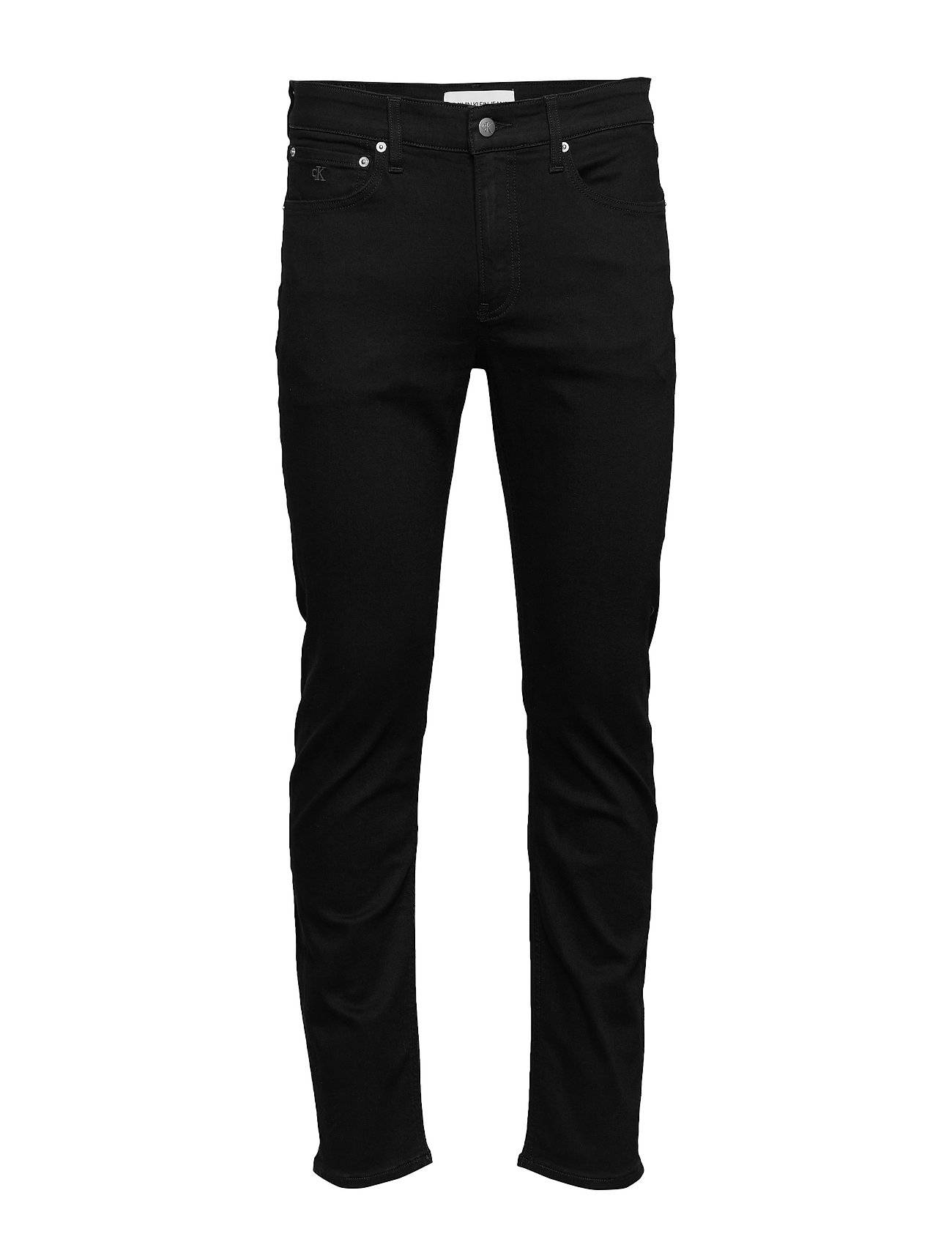 Image of Calvin Ckj 058 Slim Taper Tiukat Farkut Musta Calvin Klein Jeans