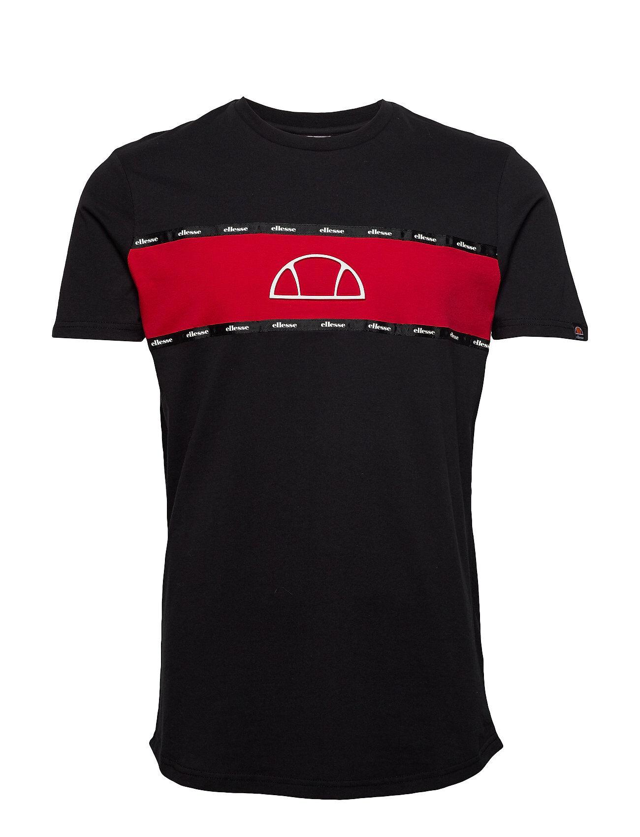 Ellesse El Sesia Tee T-shirts Short-sleeved Musta Ellesse